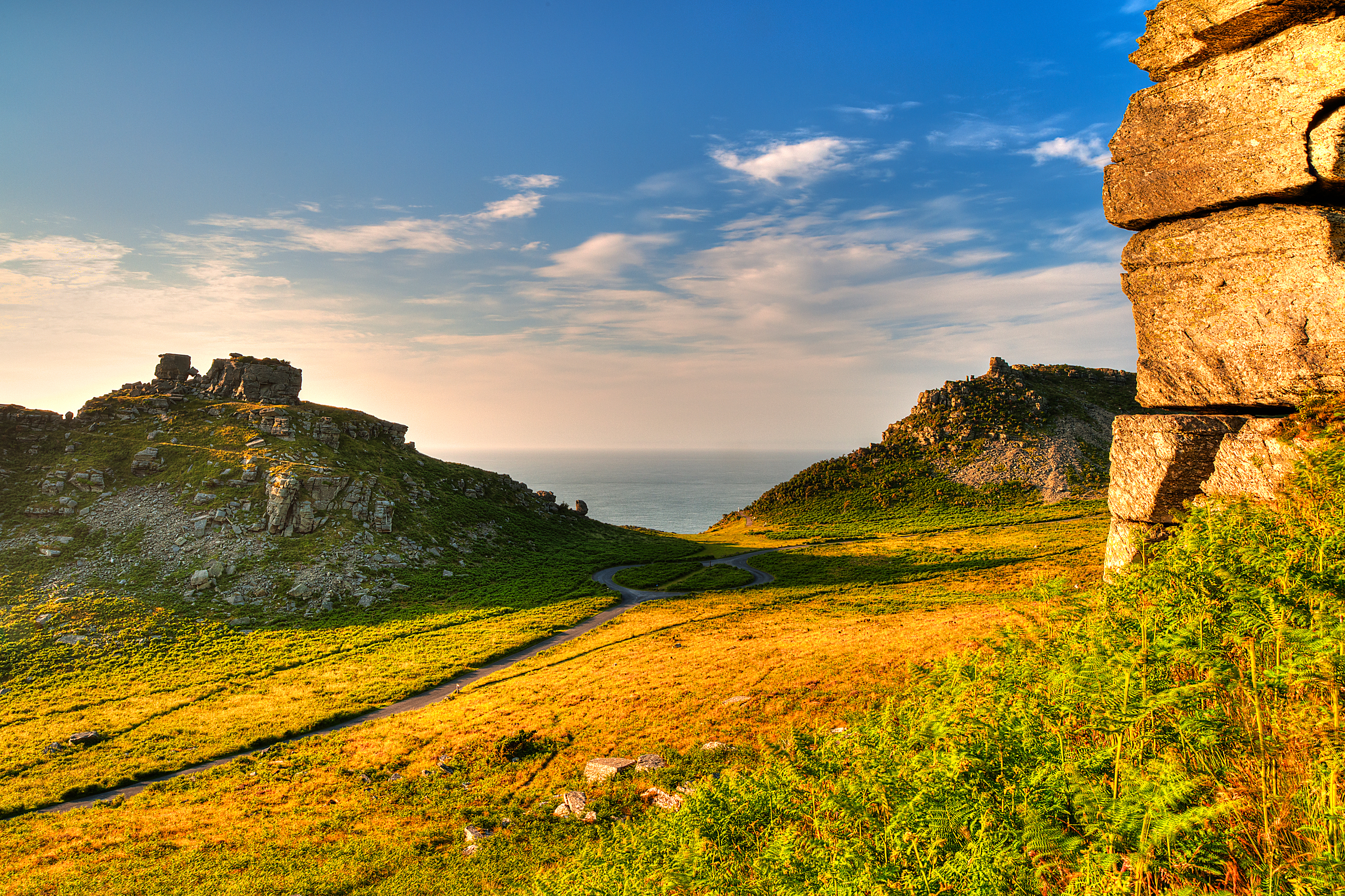 120396 Screensavers and Wallpapers Hdr for phone. Download Nature, Grass, Sky, Hdr, Exmoor, Somerset pictures for free
