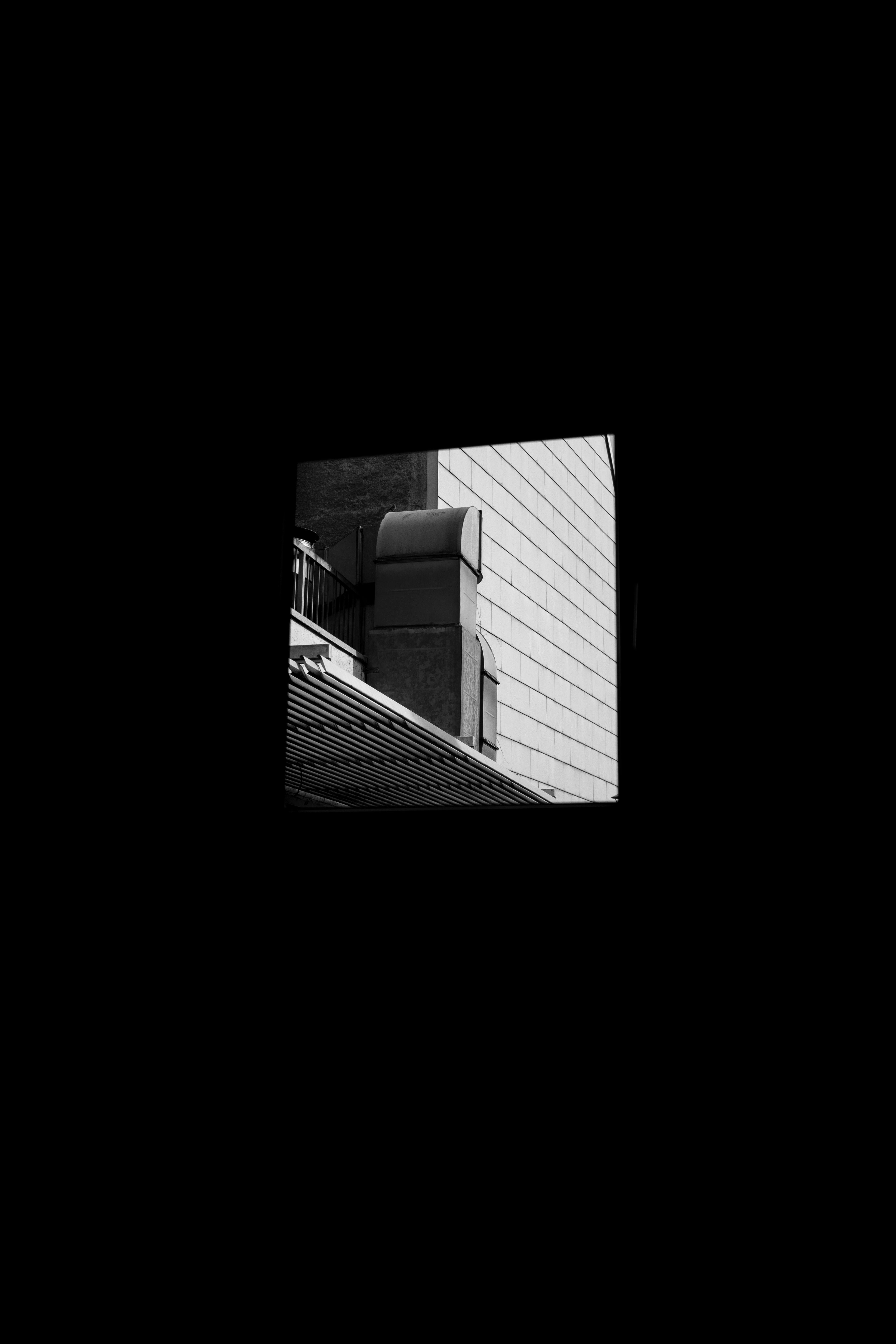 85837 télécharger le fond d'écran La Fenêtre, Fenêtre, Mur, P.c., Chb, Le Noir - économiseurs d'écran et images gratuitement