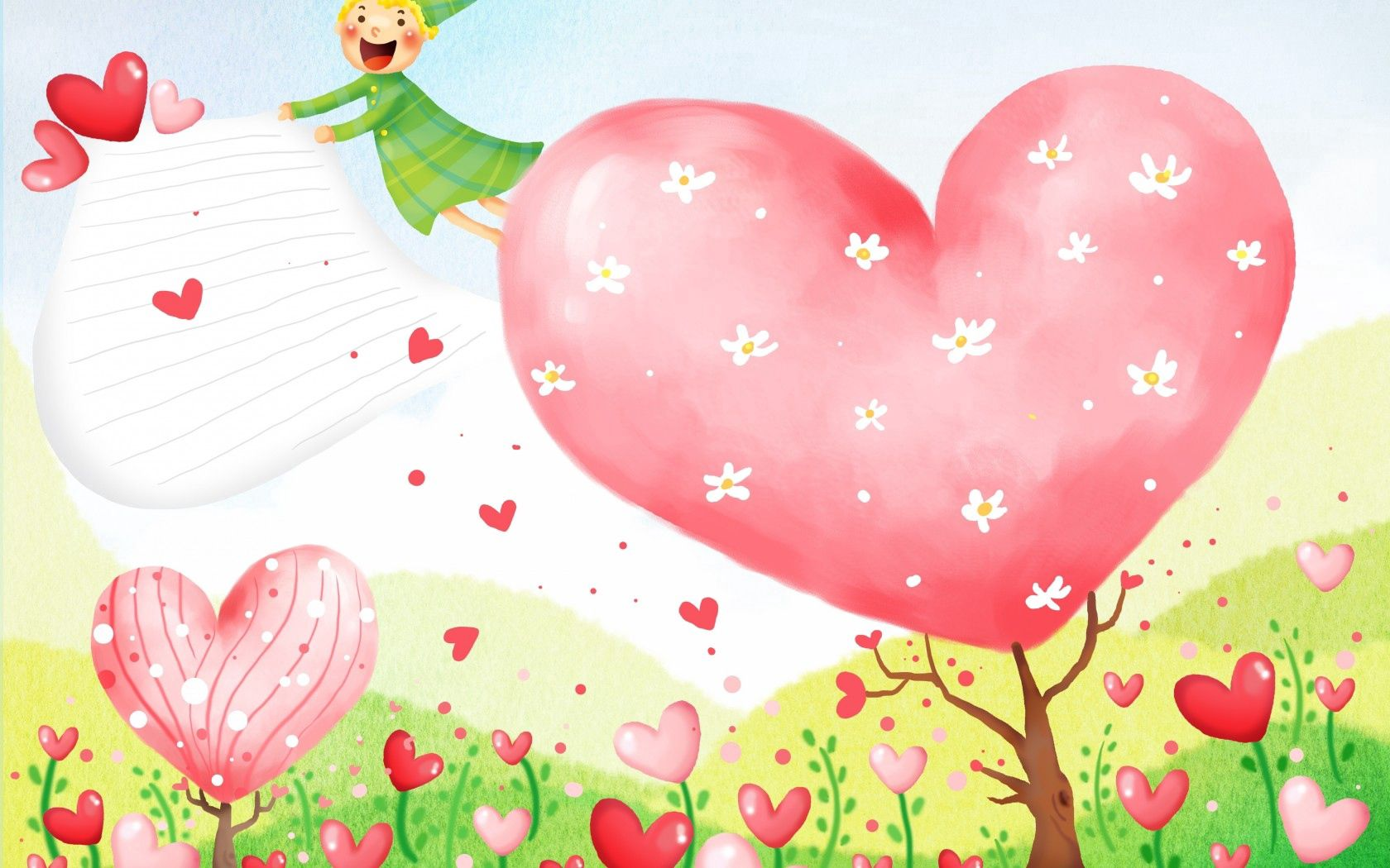 102904 Screensavers and Wallpapers Hearts for phone. Download Flowers, Hearts, Love, Flight, Elf pictures for free