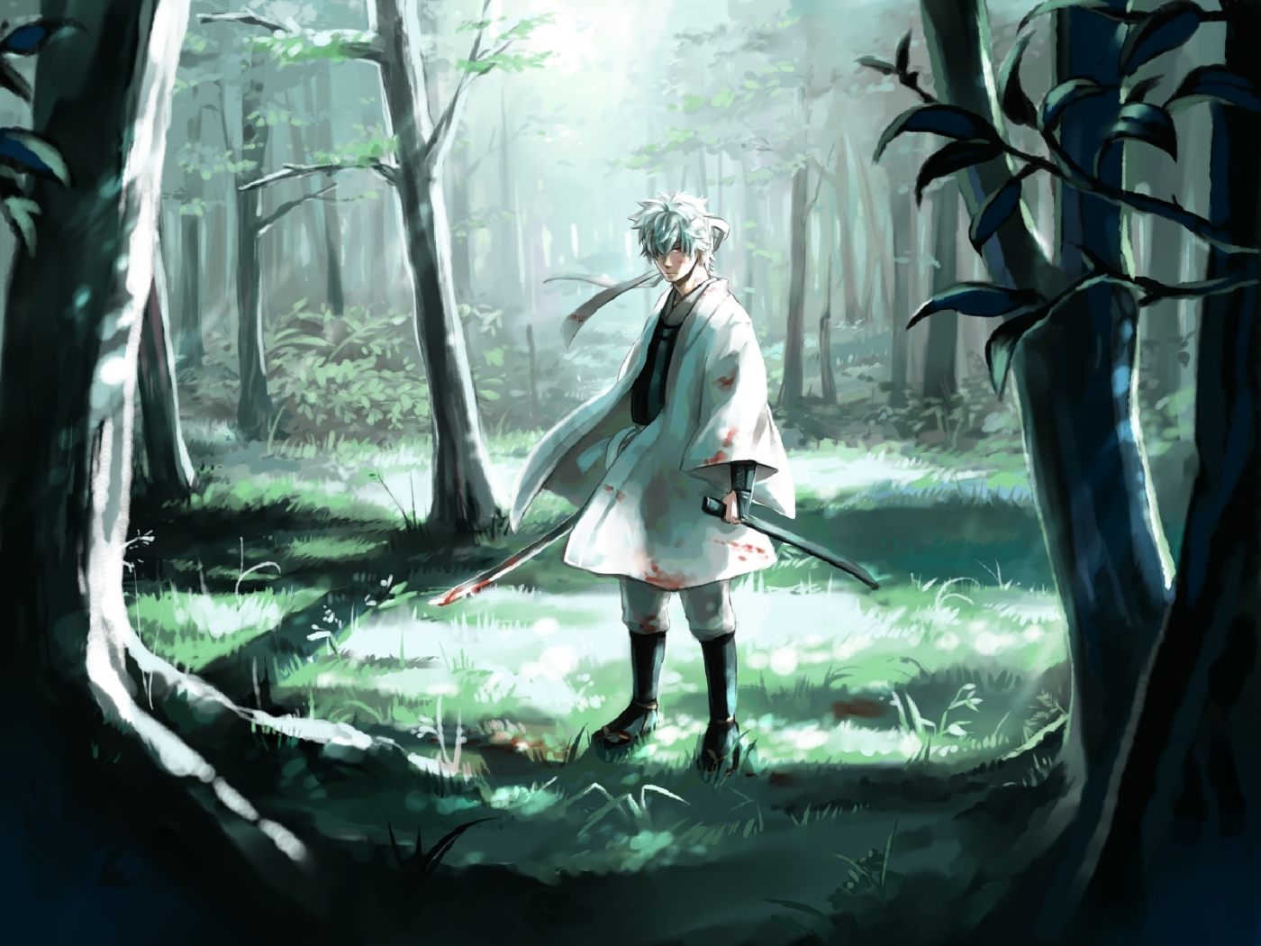 38269 download wallpaper Anime, Men screensavers and pictures for free