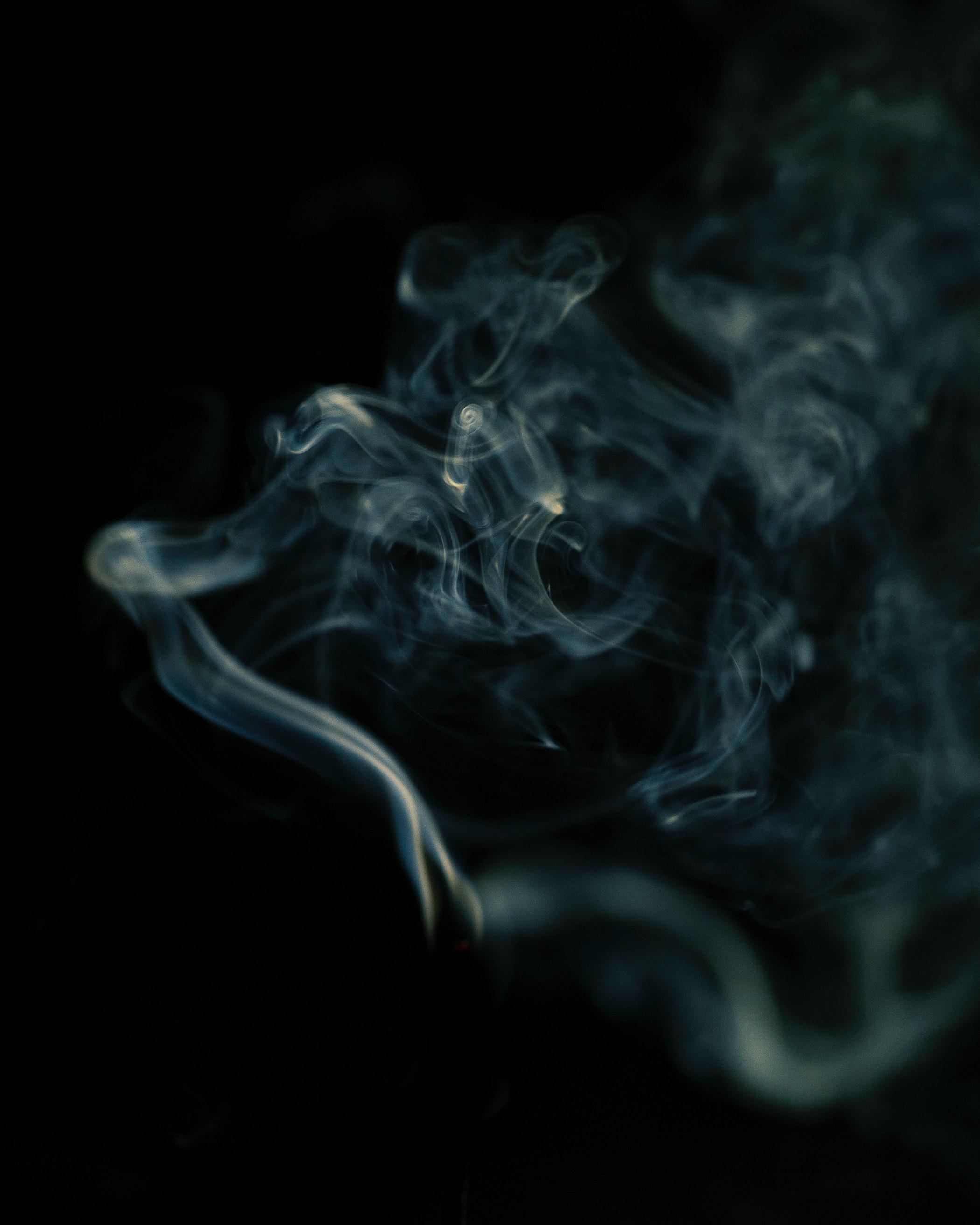 137486 Заставки и Обои Дым на телефон. Скачать Дым, Абстракция, Темный, Облако картинки бесплатно