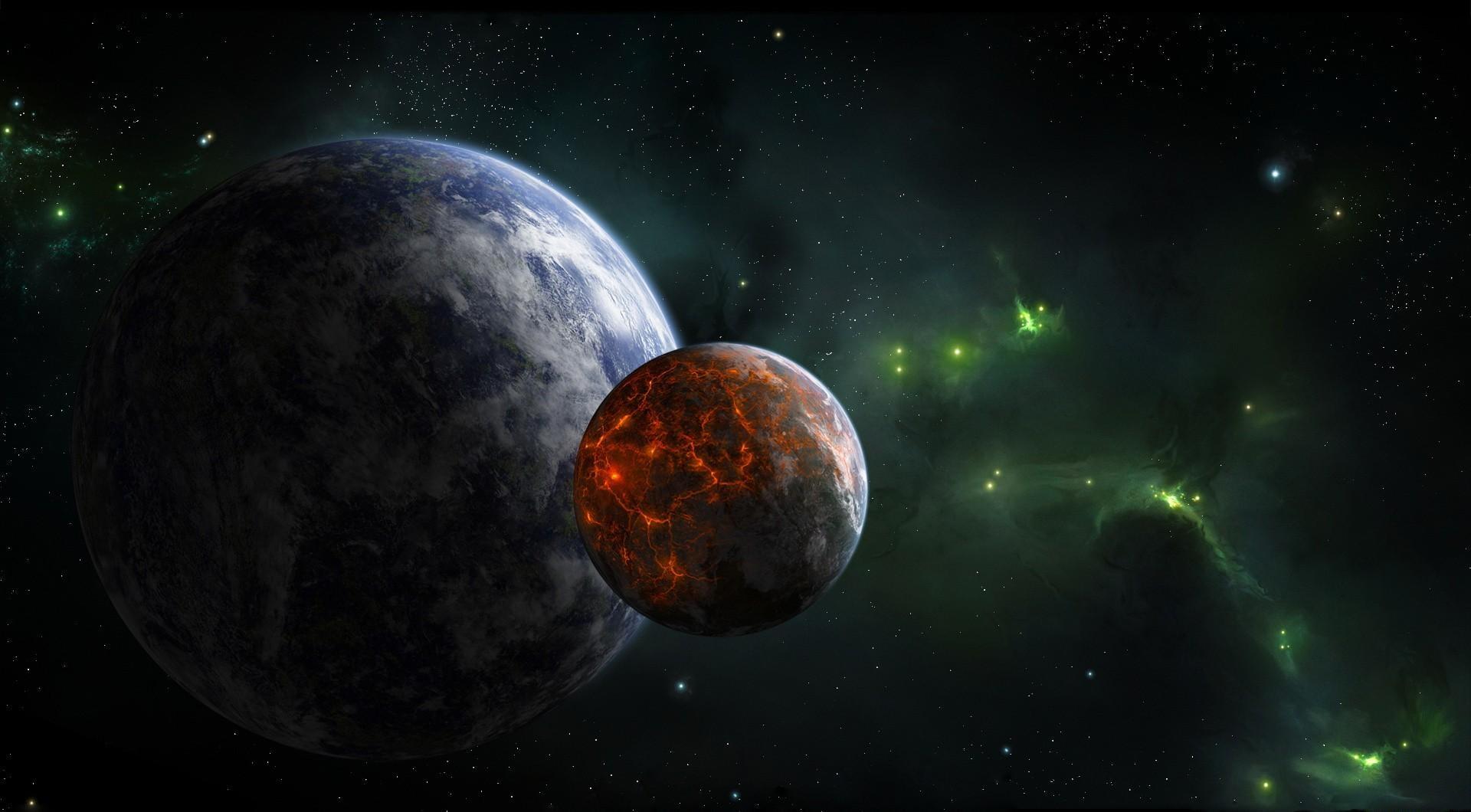 140086 Hintergrundbild herunterladen Planets, Universum, Sterne, Nebel, Galaxis, Galaxy - Bildschirmschoner und Bilder kostenlos