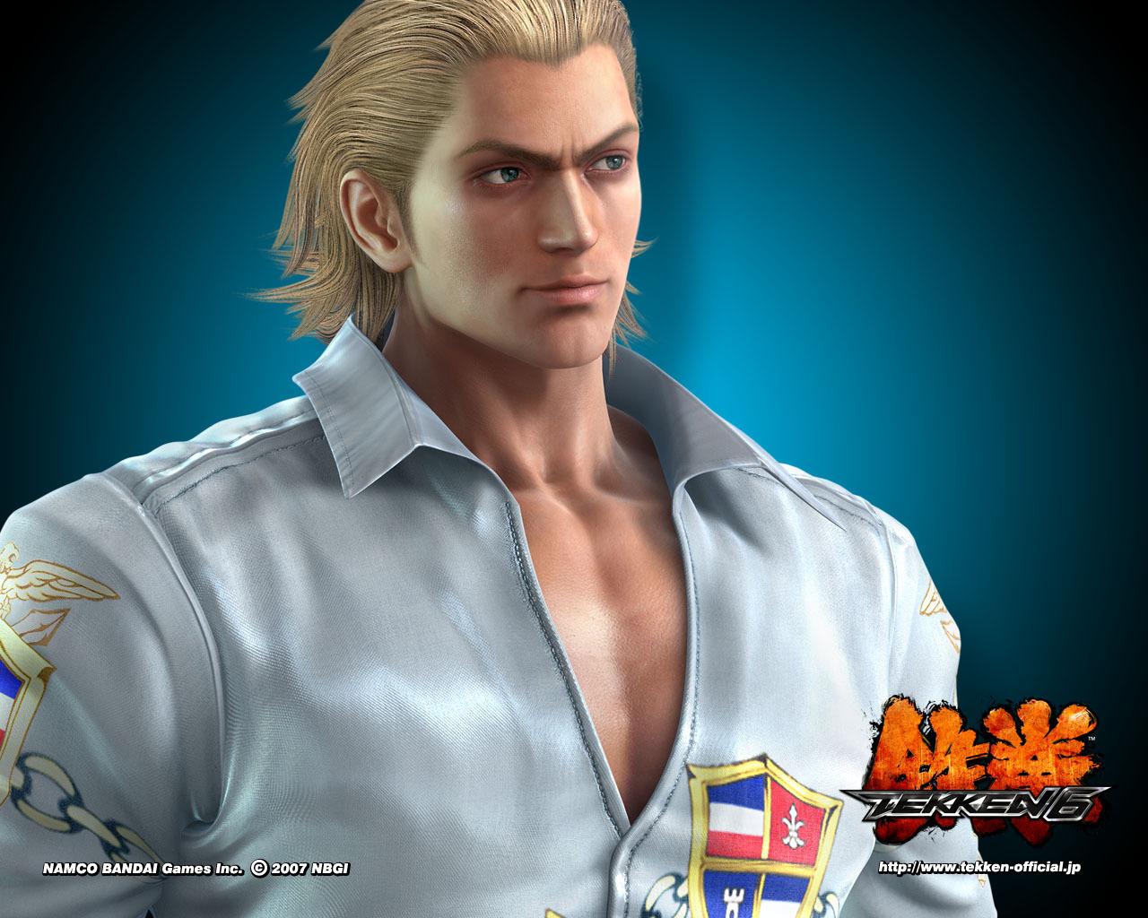 2145 скачать обои Игры, Tekken - заставки и картинки бесплатно