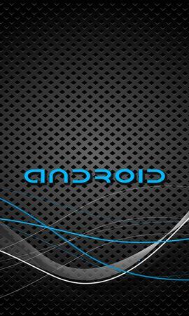 22331 скачать обои Бренды, Фон, Логотипы, Андроид (Android) - заставки и картинки бесплатно