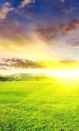 13634 скачать обои Пейзаж, Солнце - заставки и картинки бесплатно