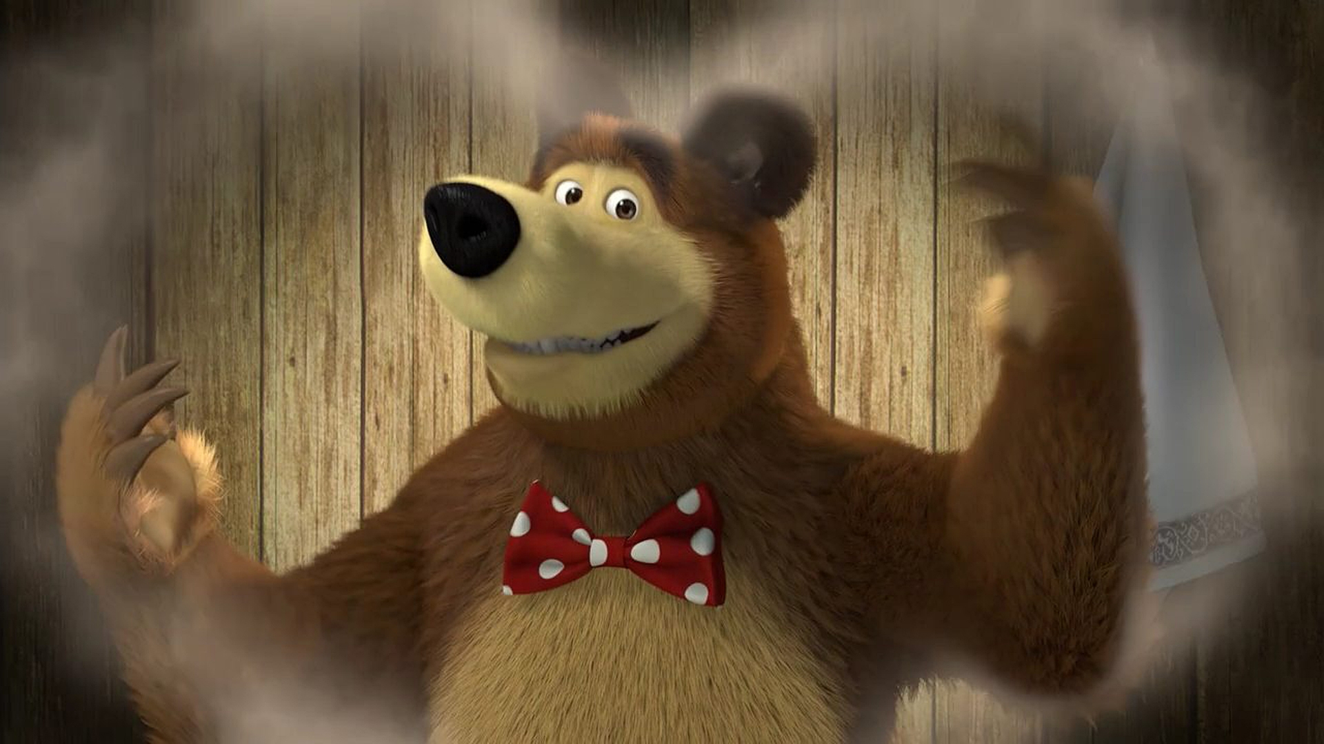 35405 Screensavers and Wallpapers Masha And The Bear for phone. Download Cartoon, Masha And The Bear pictures for free