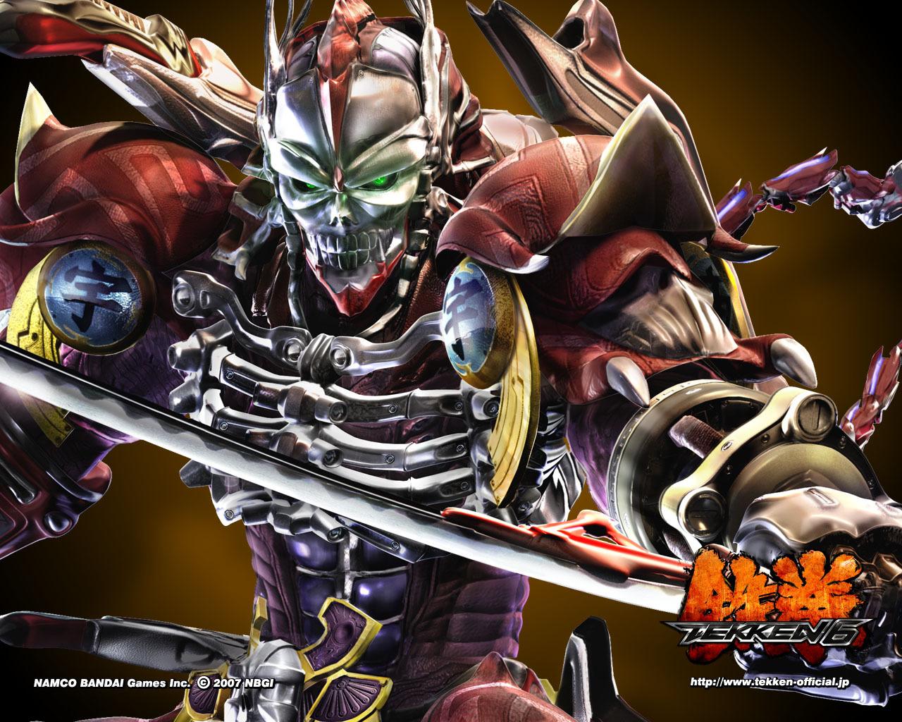 2155 скачать обои Tekken, Игры - заставки и картинки бесплатно