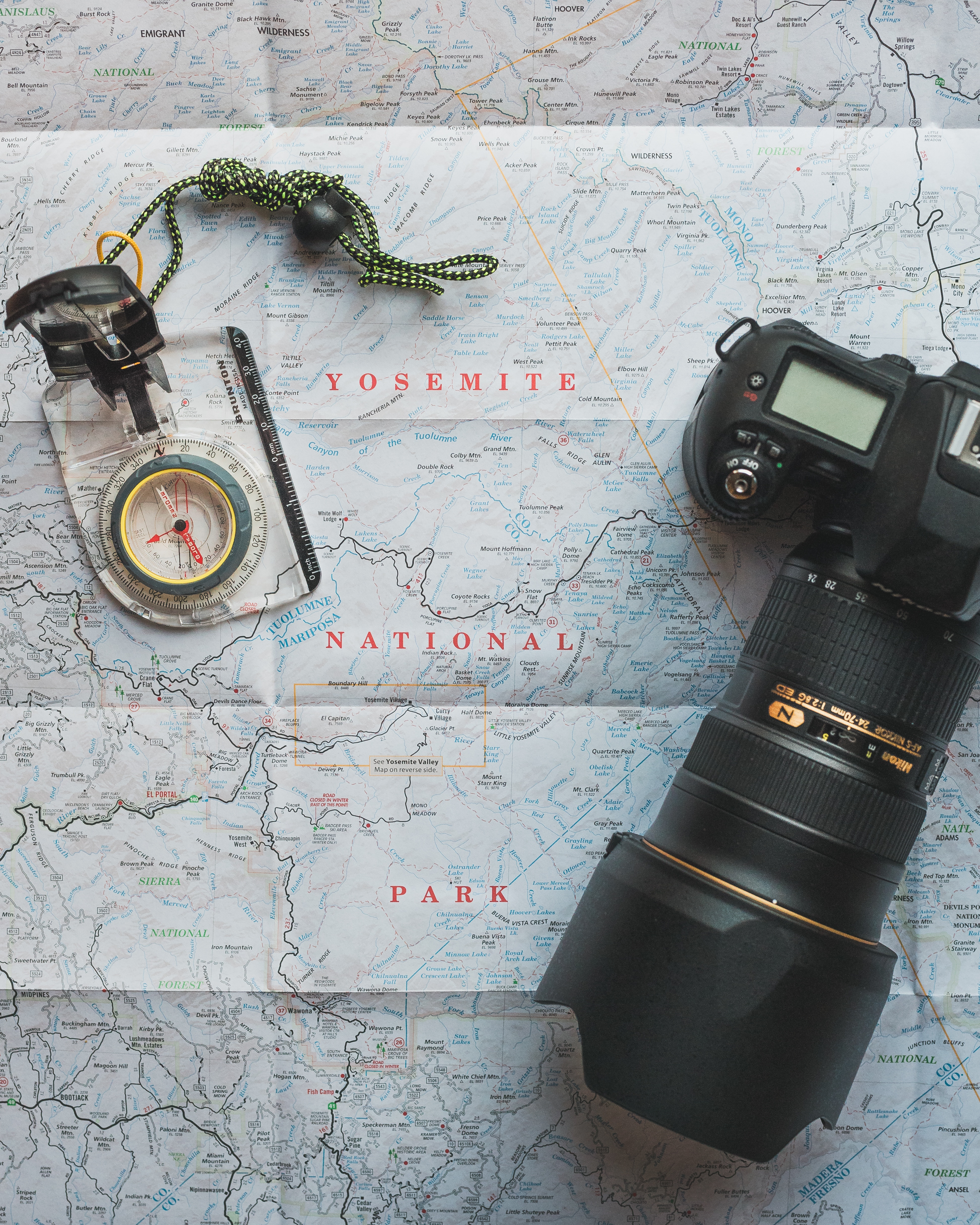 Download mobile wallpaper Journey, Technologies, Technology, Camera, Compass, Map for free.