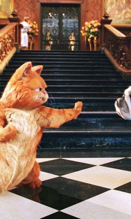 1491 descargar fondo de pantalla Cine, Animales, Gatos, Garfield: protectores de pantalla e imágenes gratis