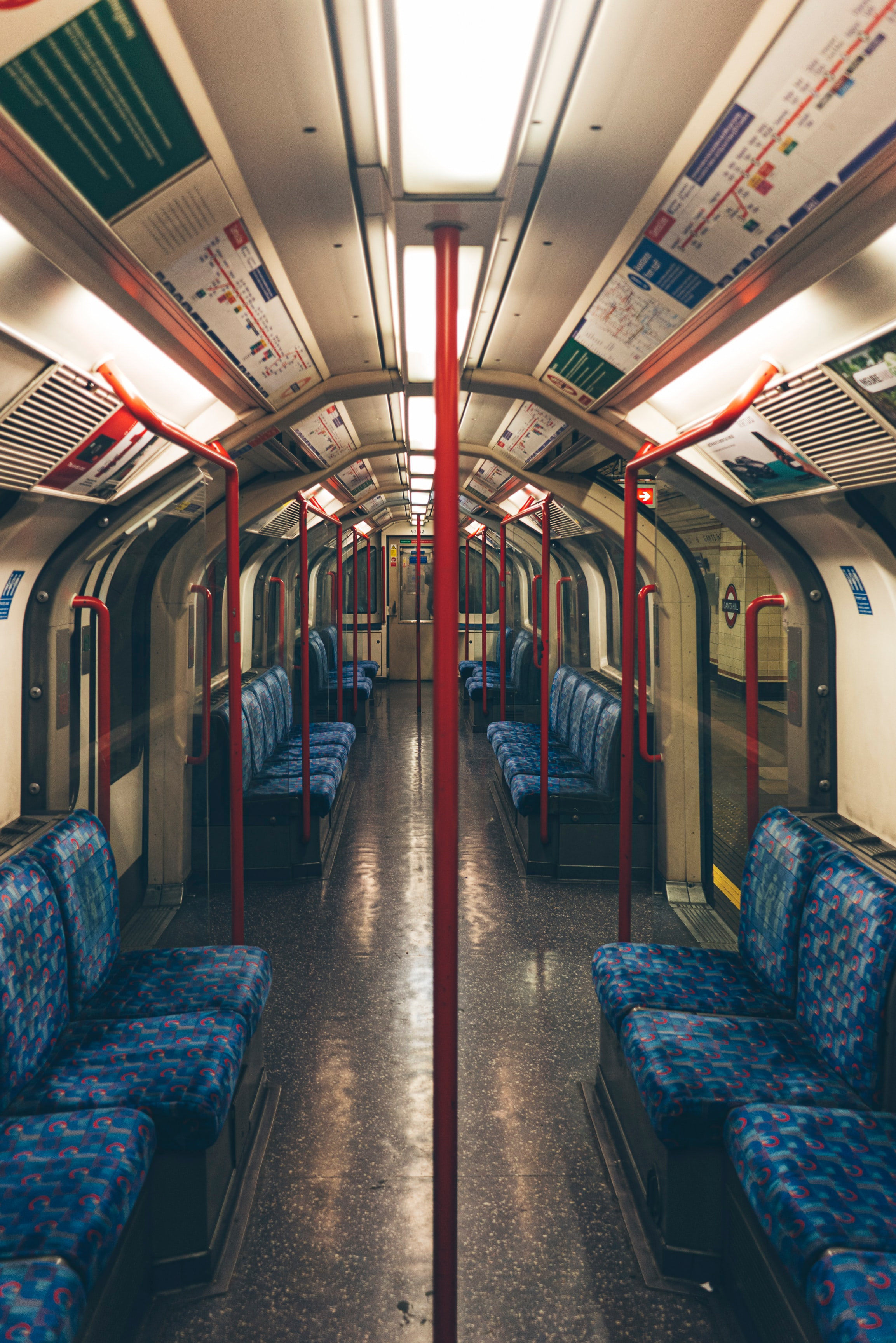 98167 Screensavers and Wallpapers Metro for phone. Download Miscellanea, Miscellaneous, Car, Emptiness, Void, Metro, Subway, Railway Carriage pictures for free