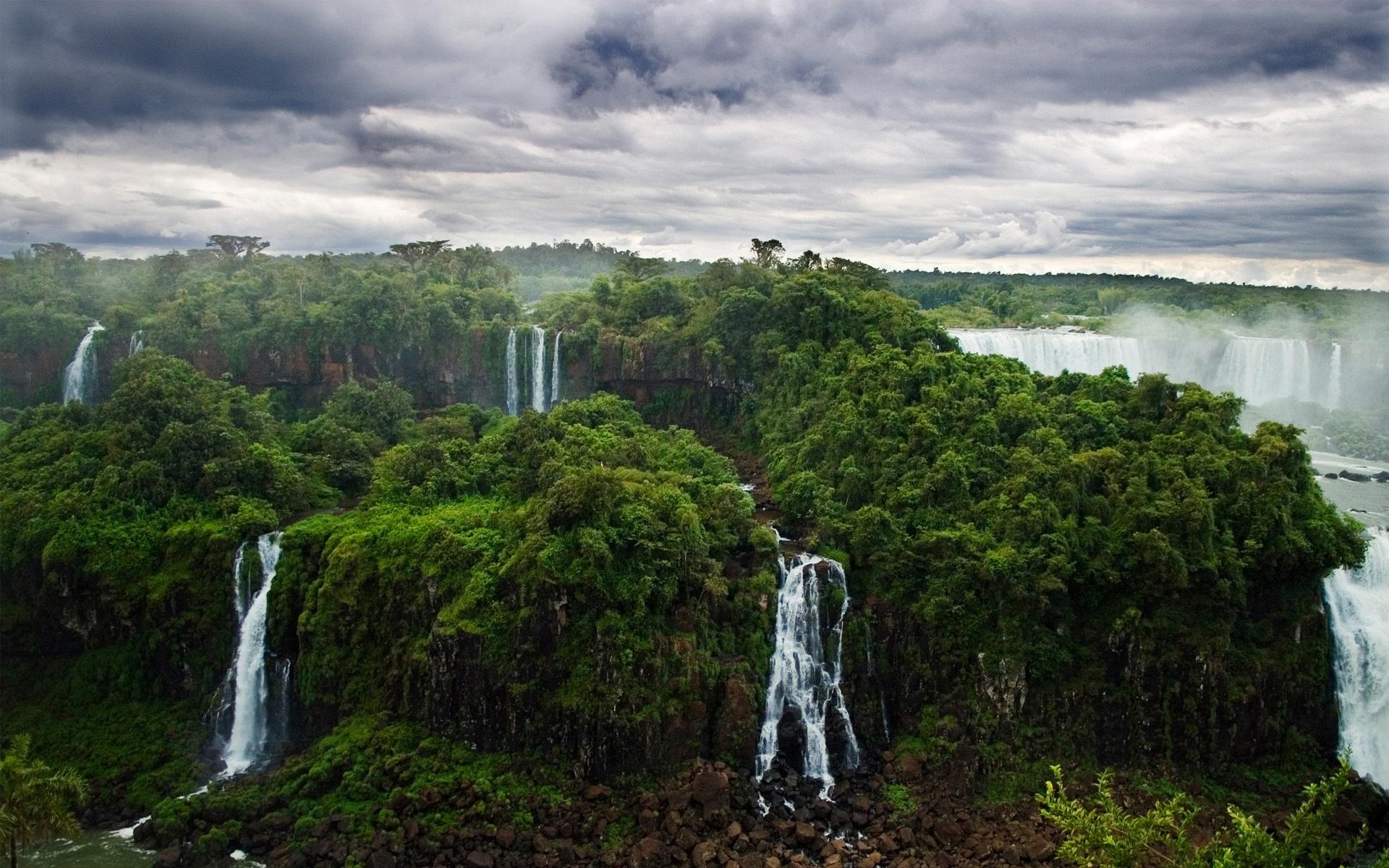 43710 скачать обои Пейзаж, Природа, Водопады - заставки и картинки бесплатно
