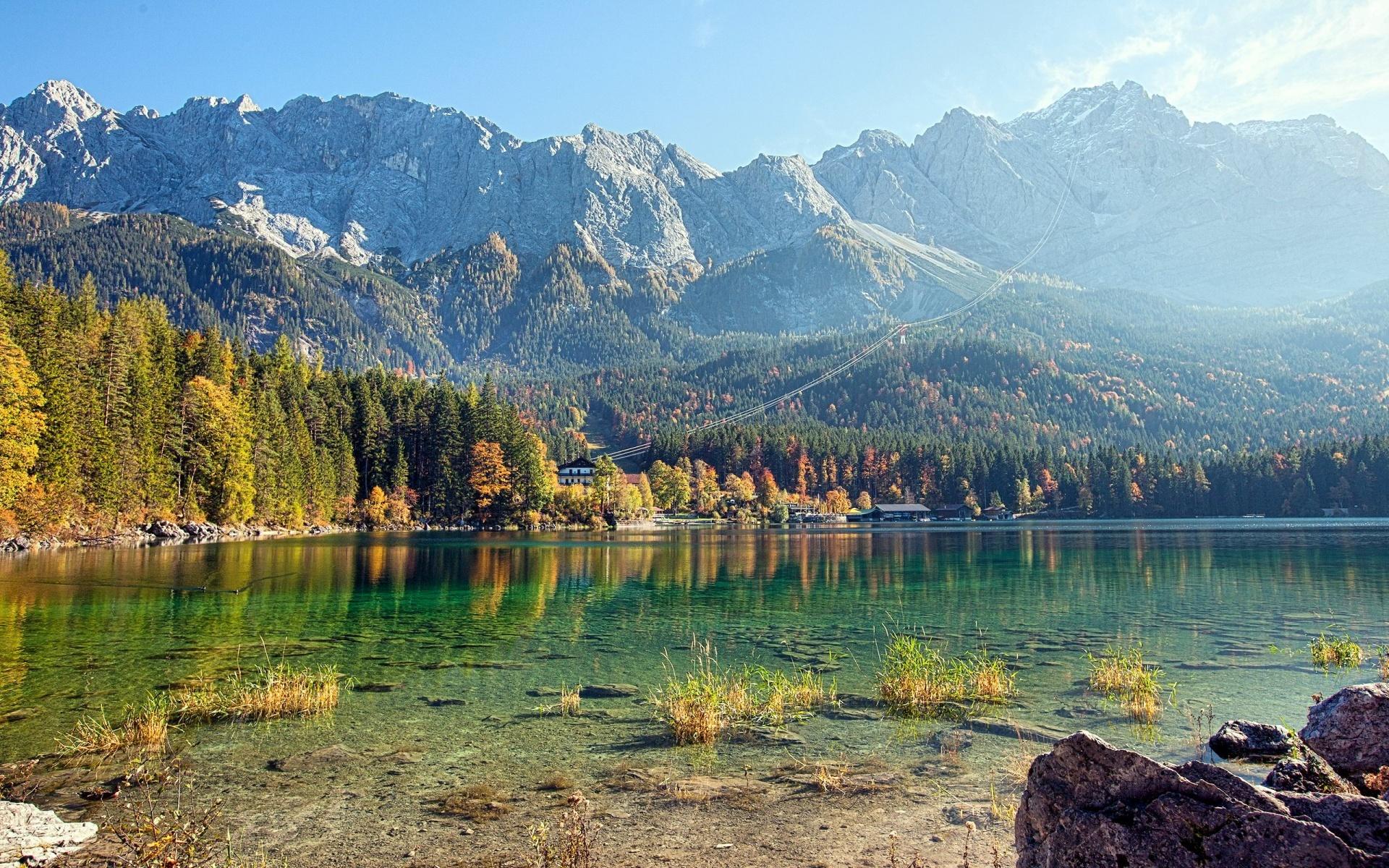 18536 скачать обои Пейзаж, Горы, Озера - заставки и картинки бесплатно