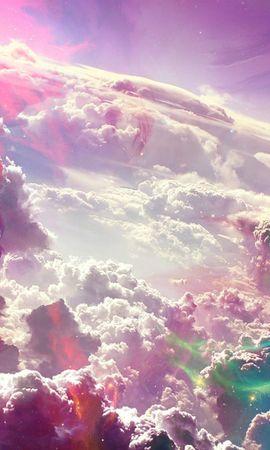 122259 скачать обои Абстракция, Небо, Свет - заставки и картинки бесплатно