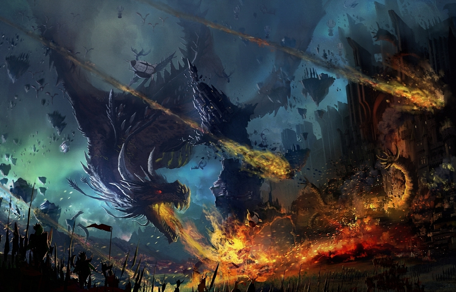 29805 Screensavers and Wallpapers Dragons for phone. Download Fantasy, Dragons pictures for free