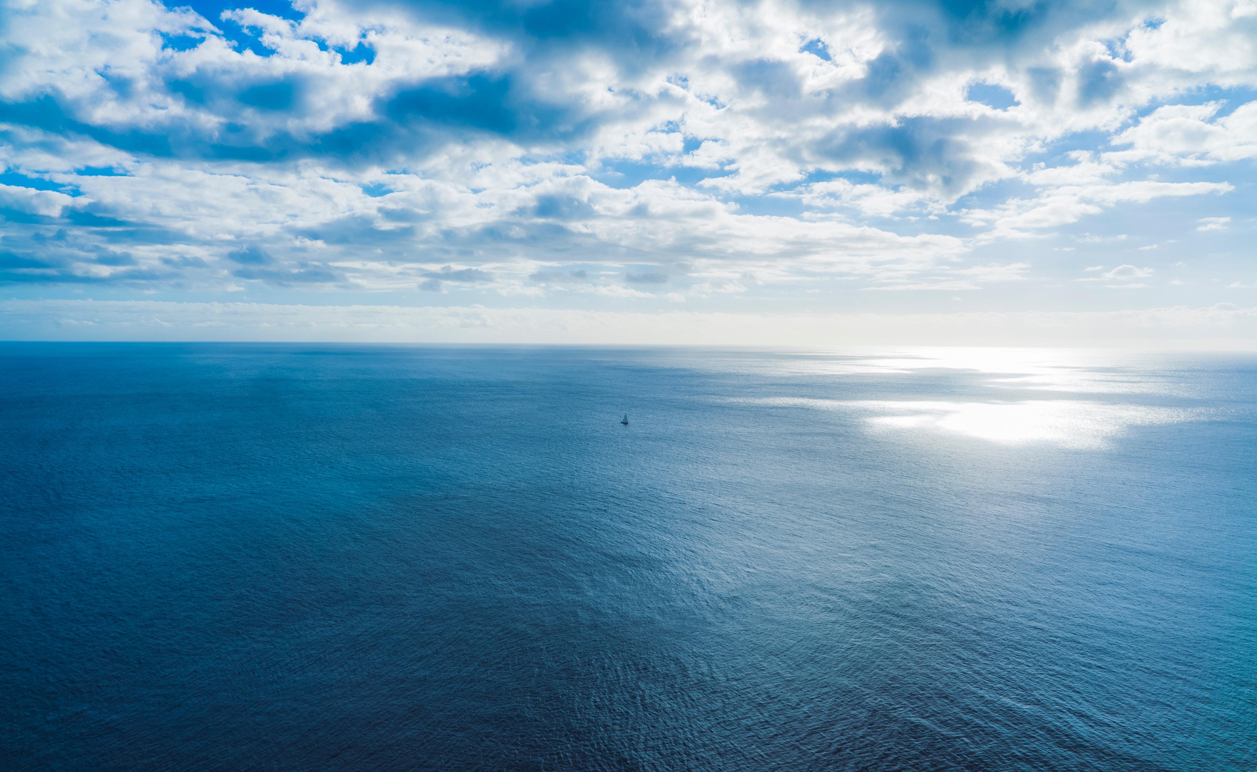 58528 Salvapantallas y fondos de pantalla Mar en tu teléfono. Descarga imágenes de Naturaleza, Mar, Cielo, Nubes, Horizonte gratis