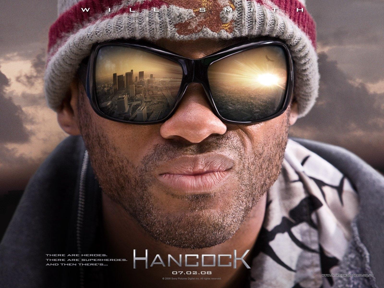 1265 baixar papel de parede Cinema, Pessoas, Atores, Artistas, Homens, Hancock, Will Smith - protetores de tela e imagens gratuitamente