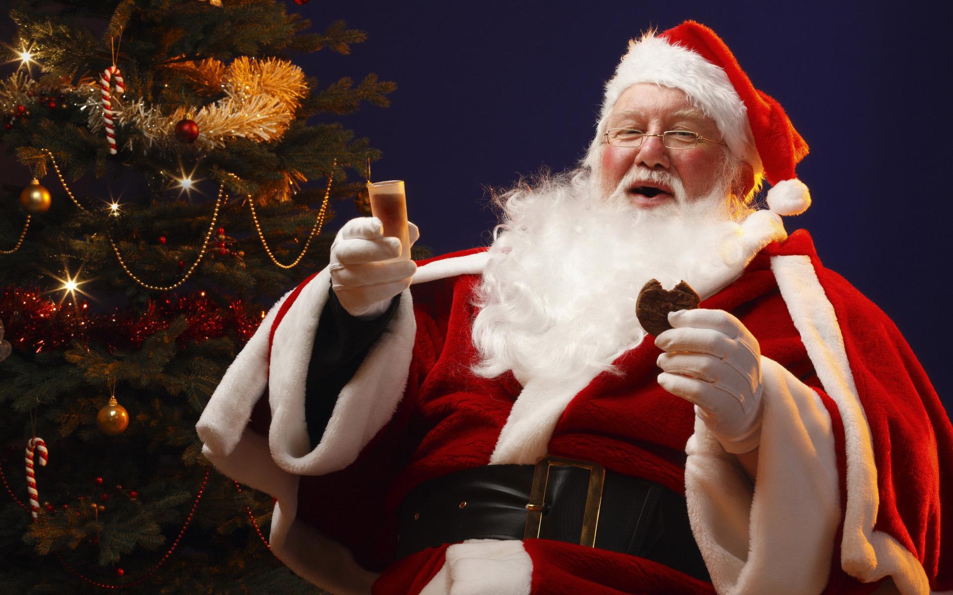 30067 descargar fondo de pantalla Vacaciones, Personas, Año Nuevo, Papá Noel, Navidad: protectores de pantalla e imágenes gratis