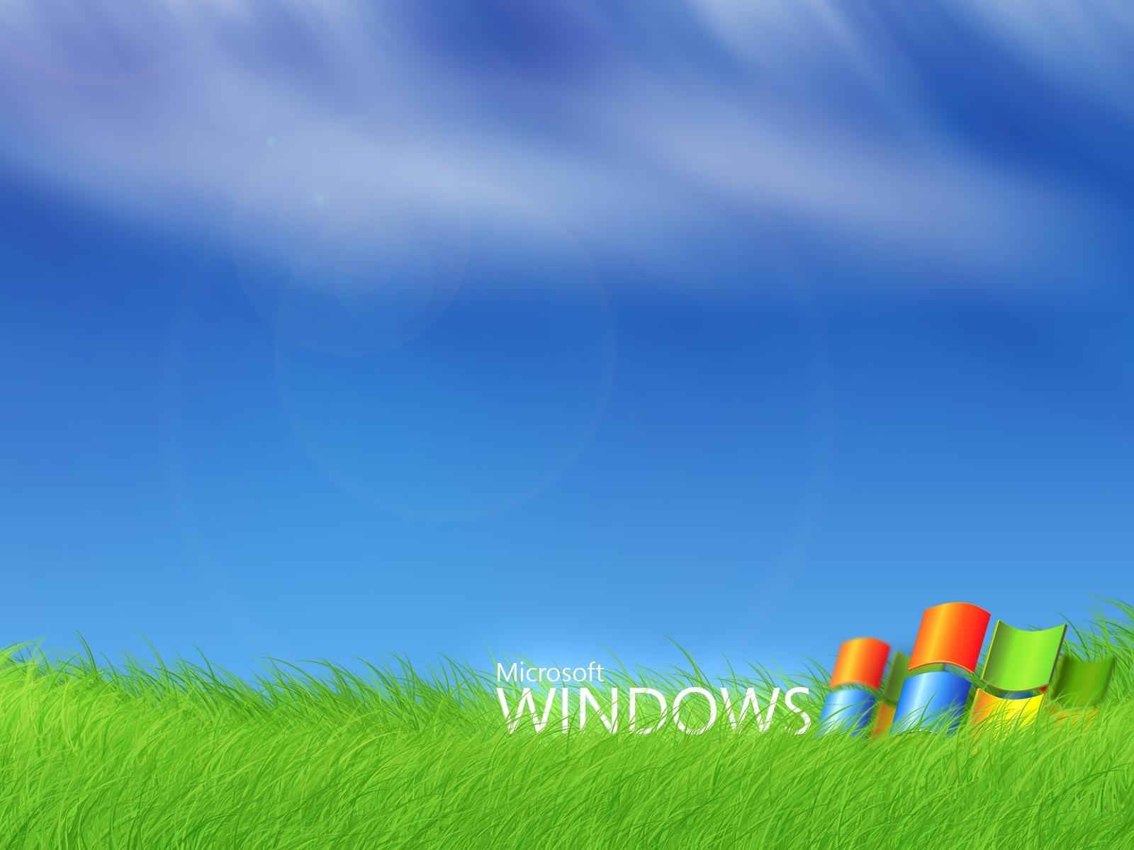 7327 скачать обои Бренды, Windows, Чистое Небо (Clear Sky) - заставки и картинки бесплатно