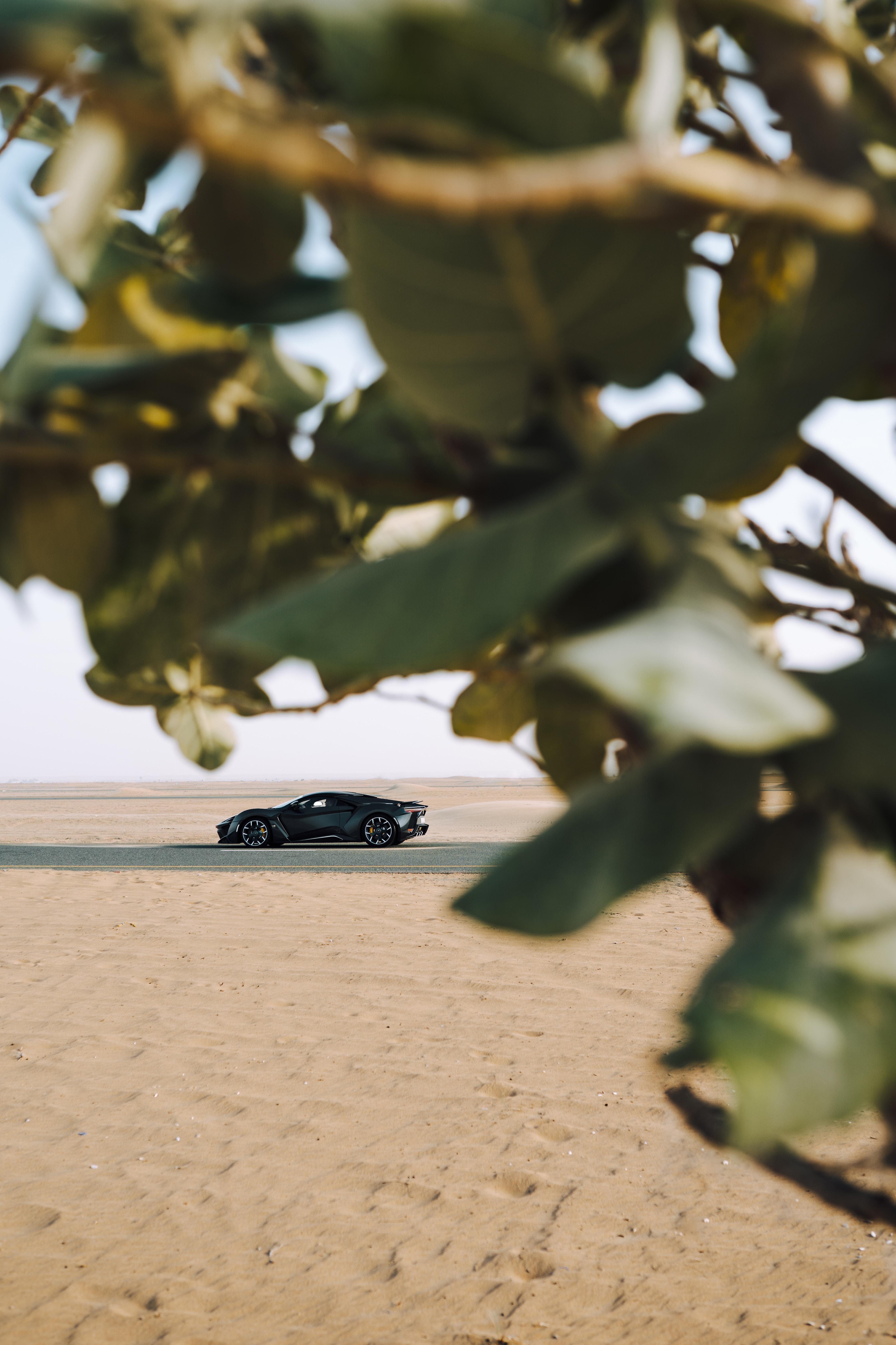 63839 Заставки и Обои Автомобиль на телефон. Скачать Автомобиль, Листья, Песок, Тачки (Cars), Ветки, Спорткар картинки бесплатно