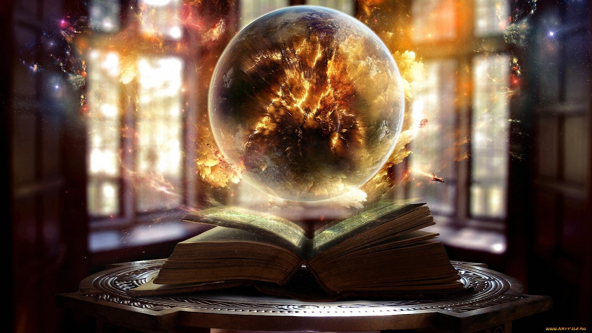 15480 download wallpaper Fantasy, Books screensavers and pictures for free