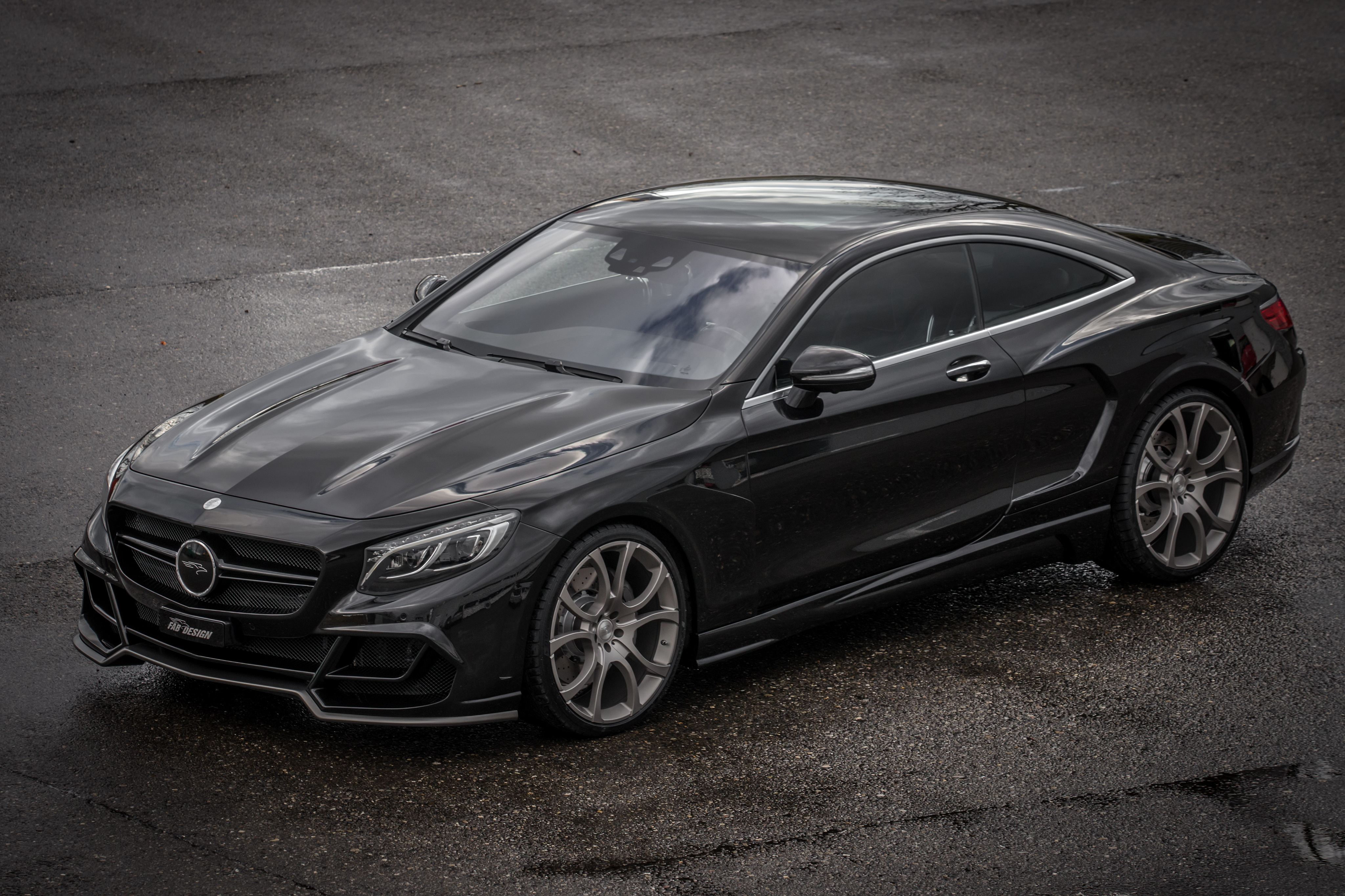 83817 download wallpaper Cars, Mercedes-Benz, Coupe, 2015, C217 screensavers and pictures for free