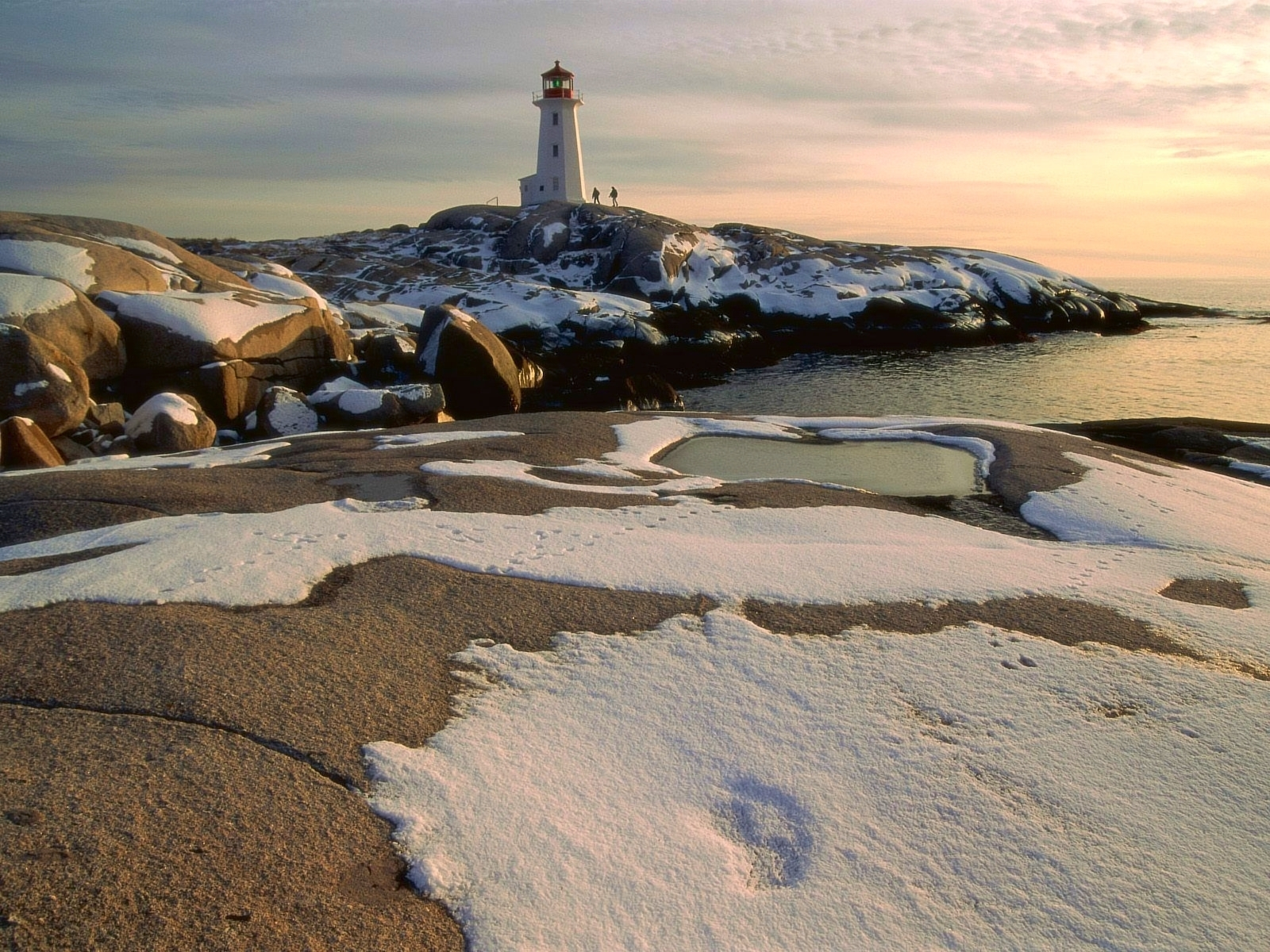 1427 download wallpaper Landscape, Winter, Snow screensavers and pictures for free
