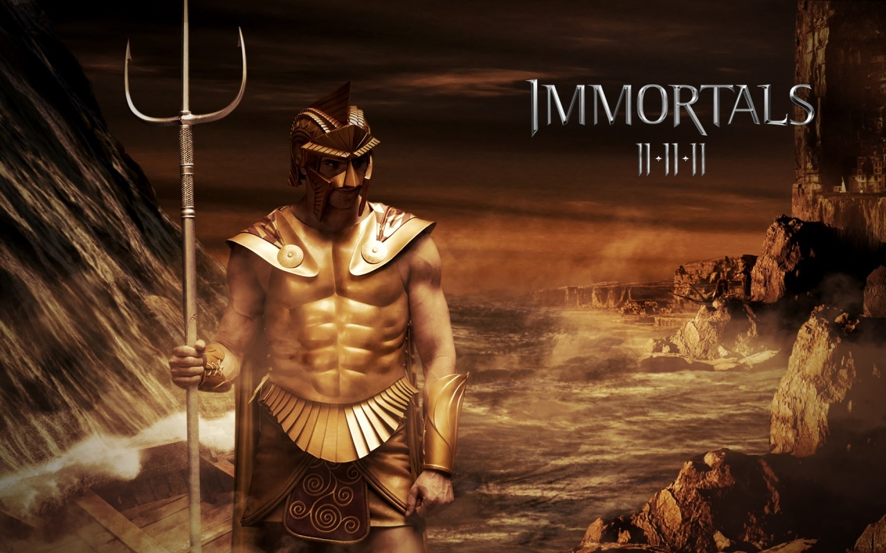 Download mobile wallpaper Immortals, Cinema for free.