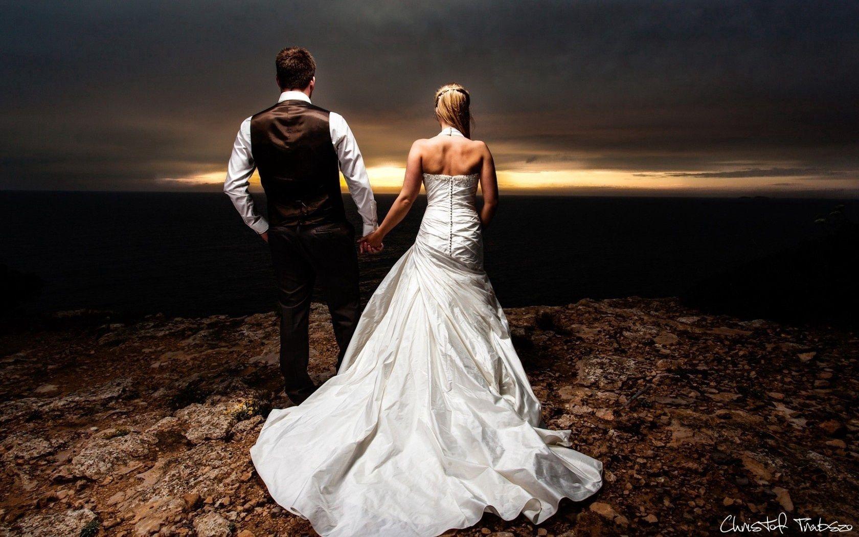 104910 скачать обои Свадьба, Праздники, Любовь, Пара, Настроение, Чувства - заставки и картинки бесплатно