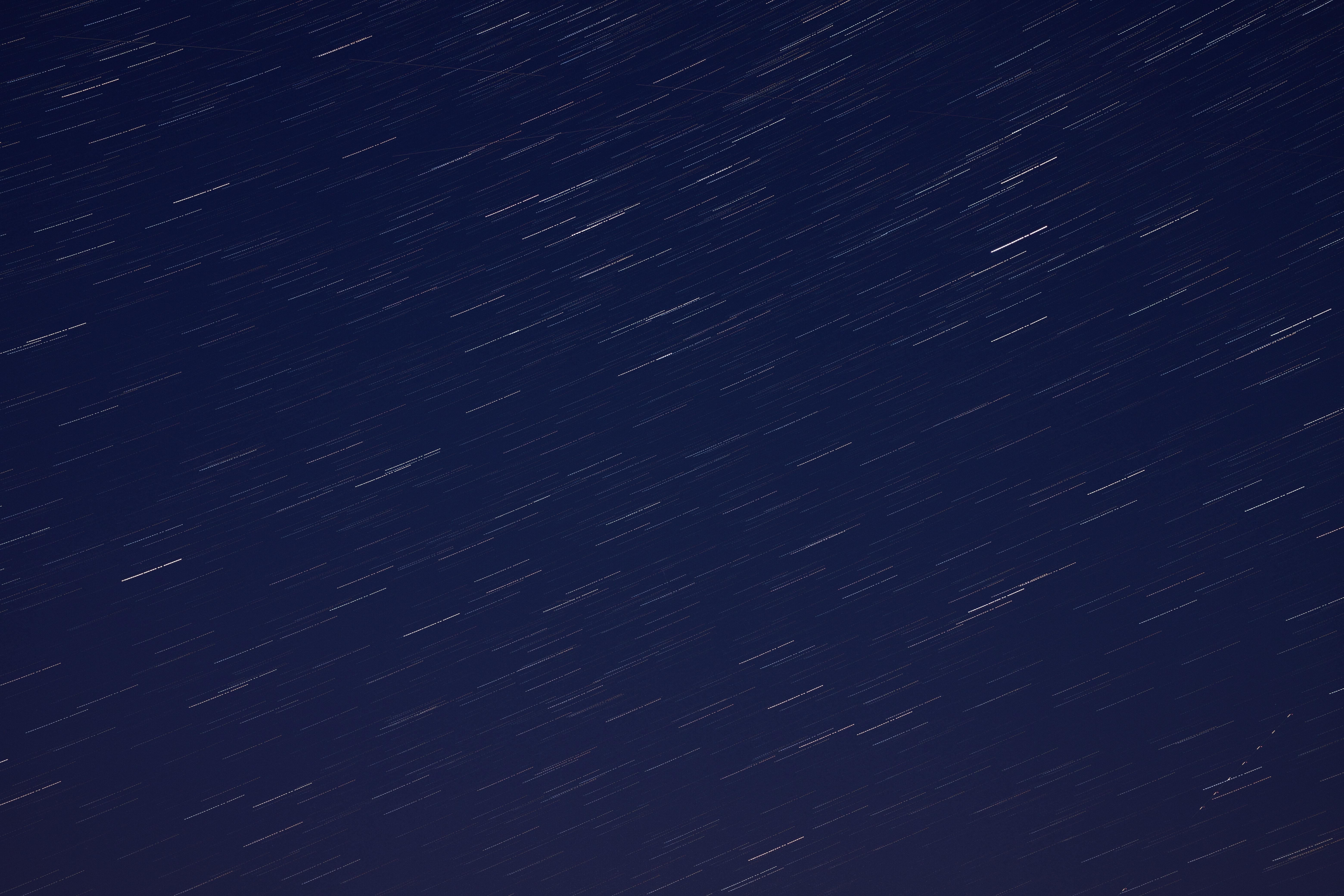 149619 скачать обои Темные, Длинная Выдержка, Звездное Небо, Ночь, Звезды - заставки и картинки бесплатно
