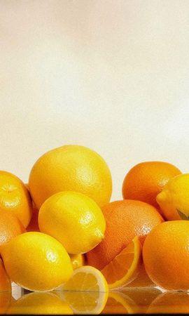 189 télécharger le fond d'écran Fruits, Nourriture, Citrons, Oranges - économiseurs d'écran et images gratuitement