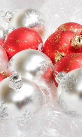 27391 скачать обои Праздники, Фон, Новый Год (New Year) - заставки и картинки бесплатно