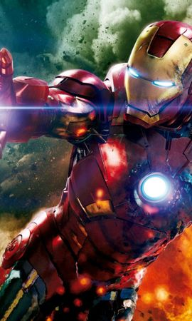 17613 download wallpaper Cinema, Iron Man screensavers and pictures for free