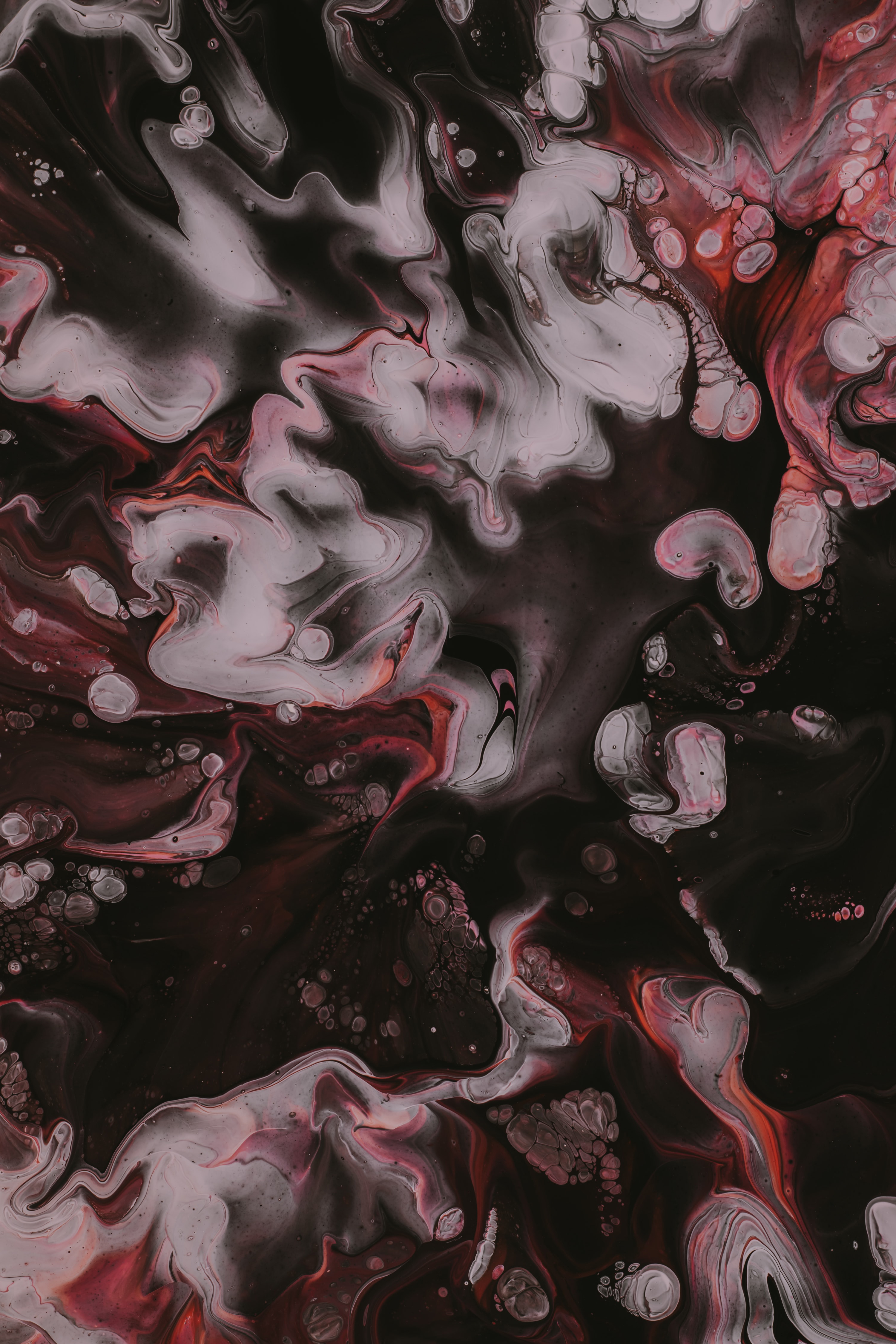 81738 download wallpaper Abstract, Paint, Liquid, Divorces, Macro screensavers and pictures for free