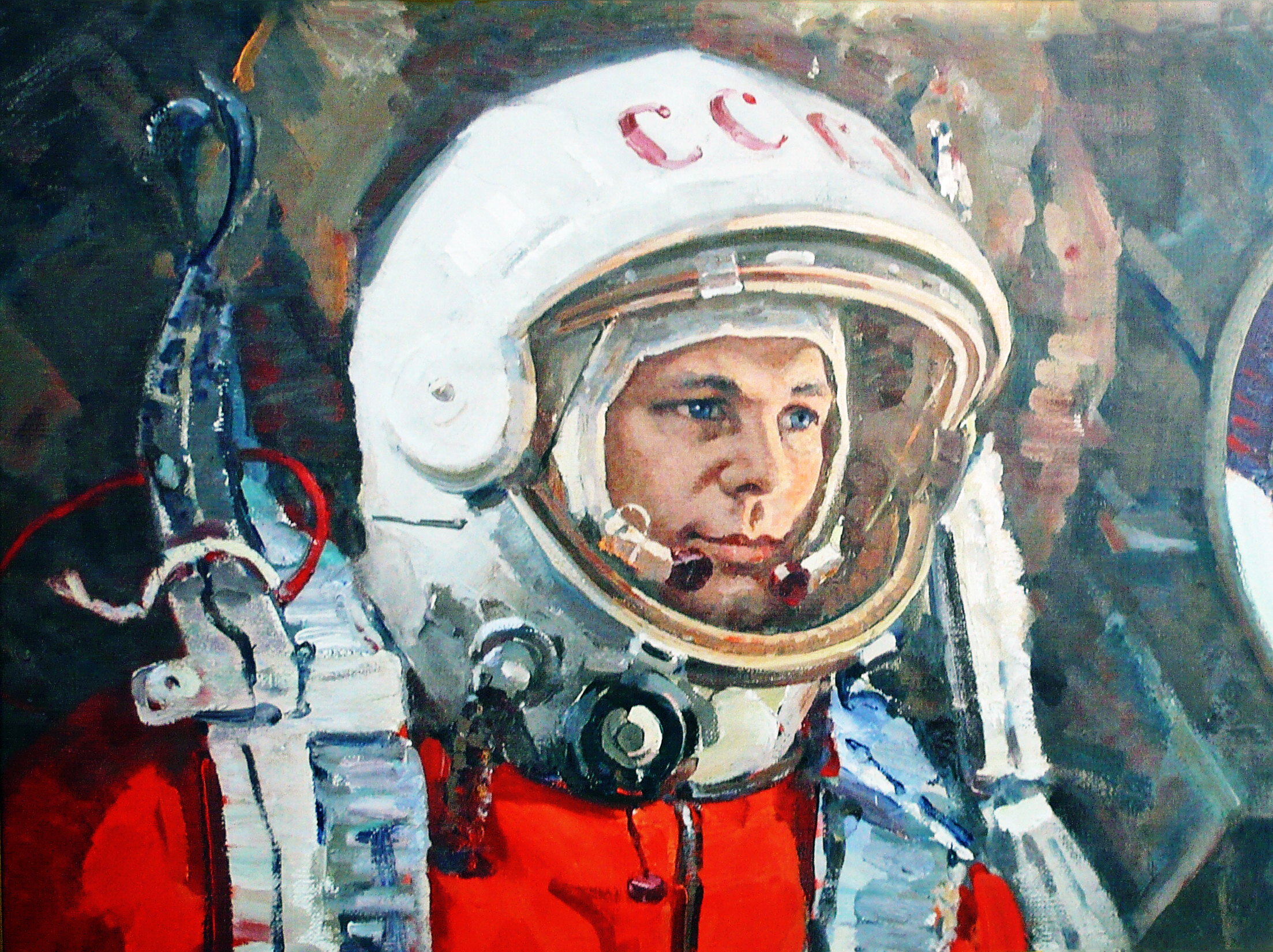127638 Screensavers and Wallpapers Sssr for phone. Download Universe, Sssr, Cosmonaut, Yuri Gagarin, Scaphanard, Scafanrd pictures for free