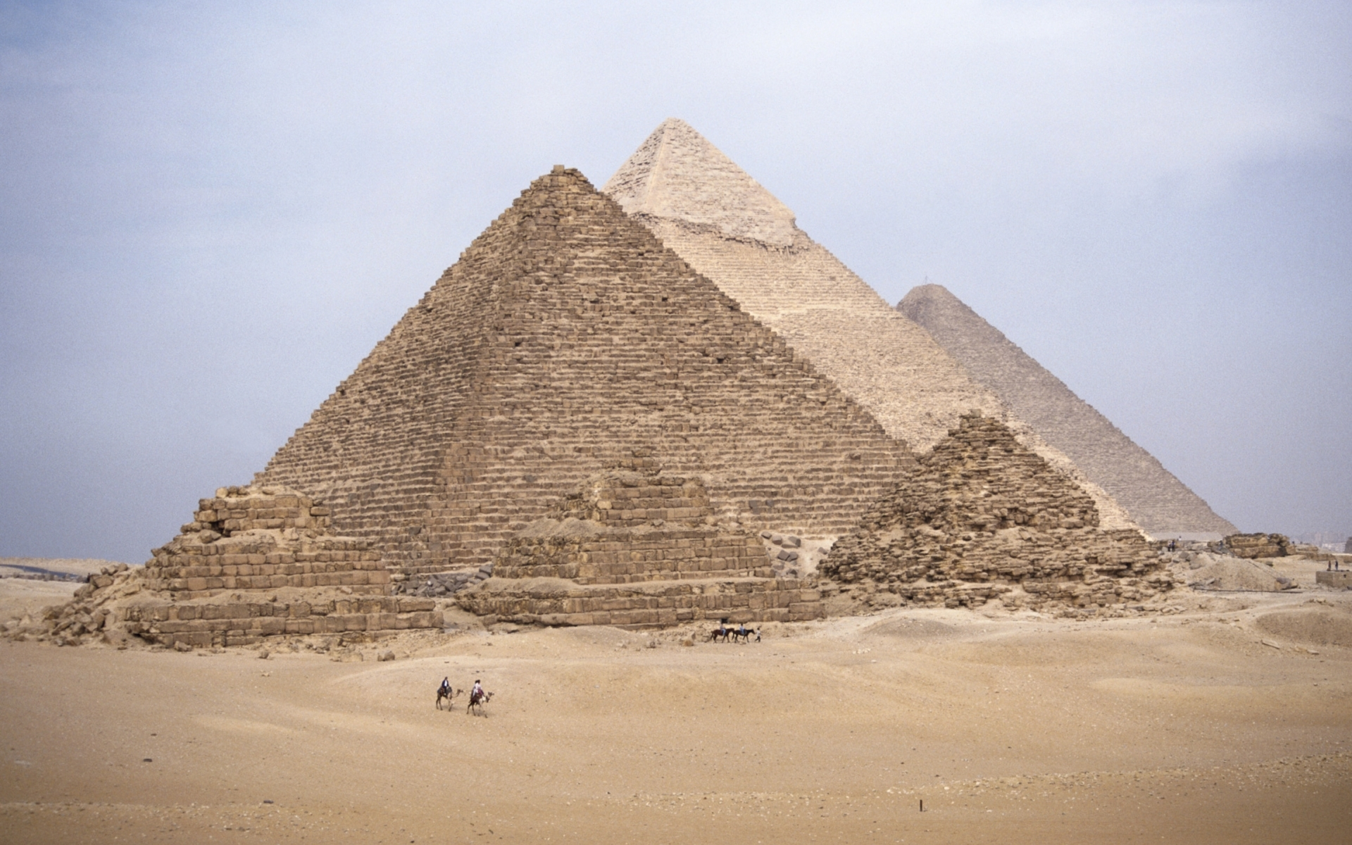 4079 скачать обои Пейзаж, Архитектура, Пирамиды, Египет - заставки и картинки бесплатно