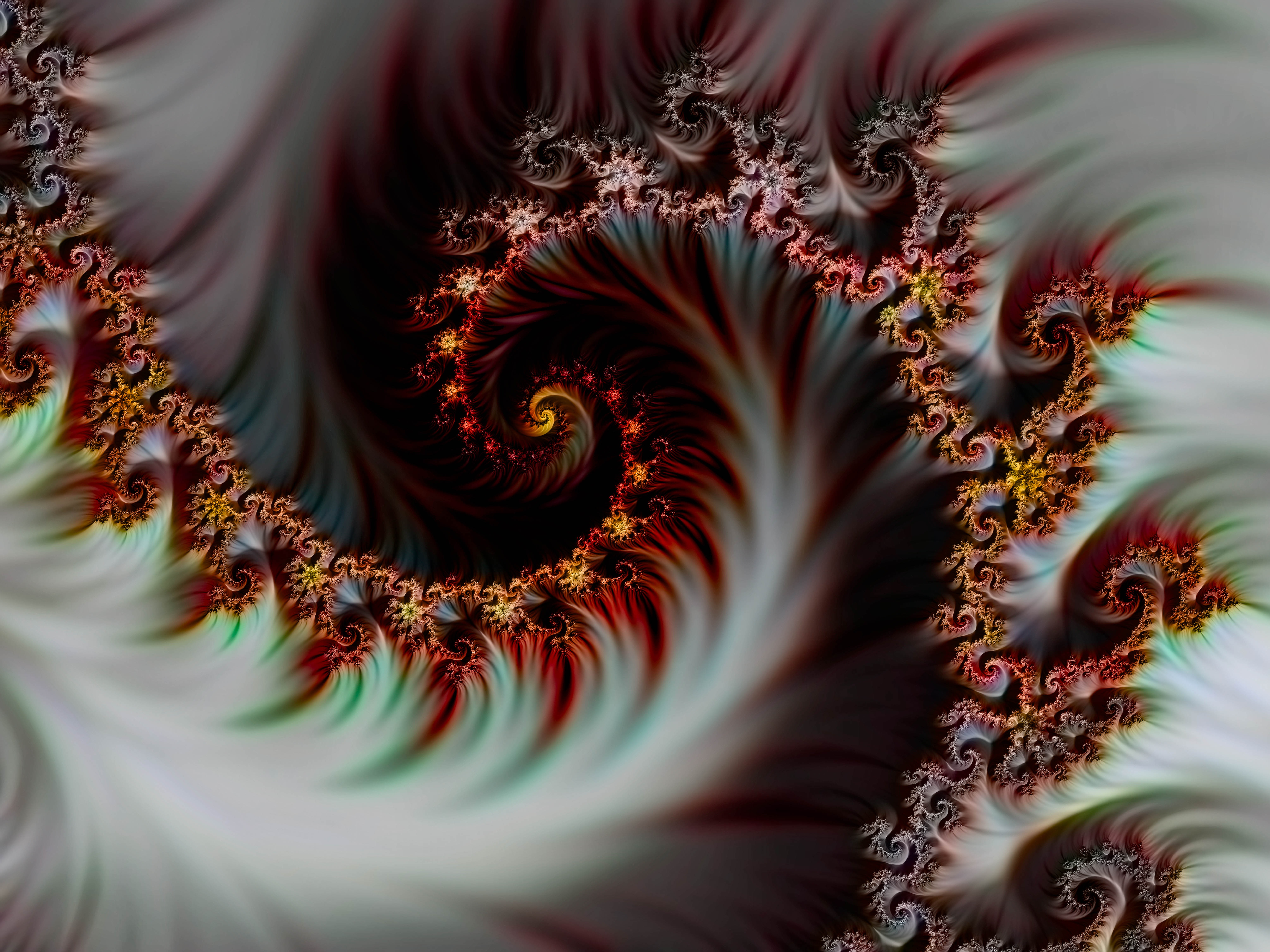 82590 download wallpaper 3D, Fractal, Spiral, Digital Arts, Digital Art, Futuristic, Abstract screensavers and pictures for free
