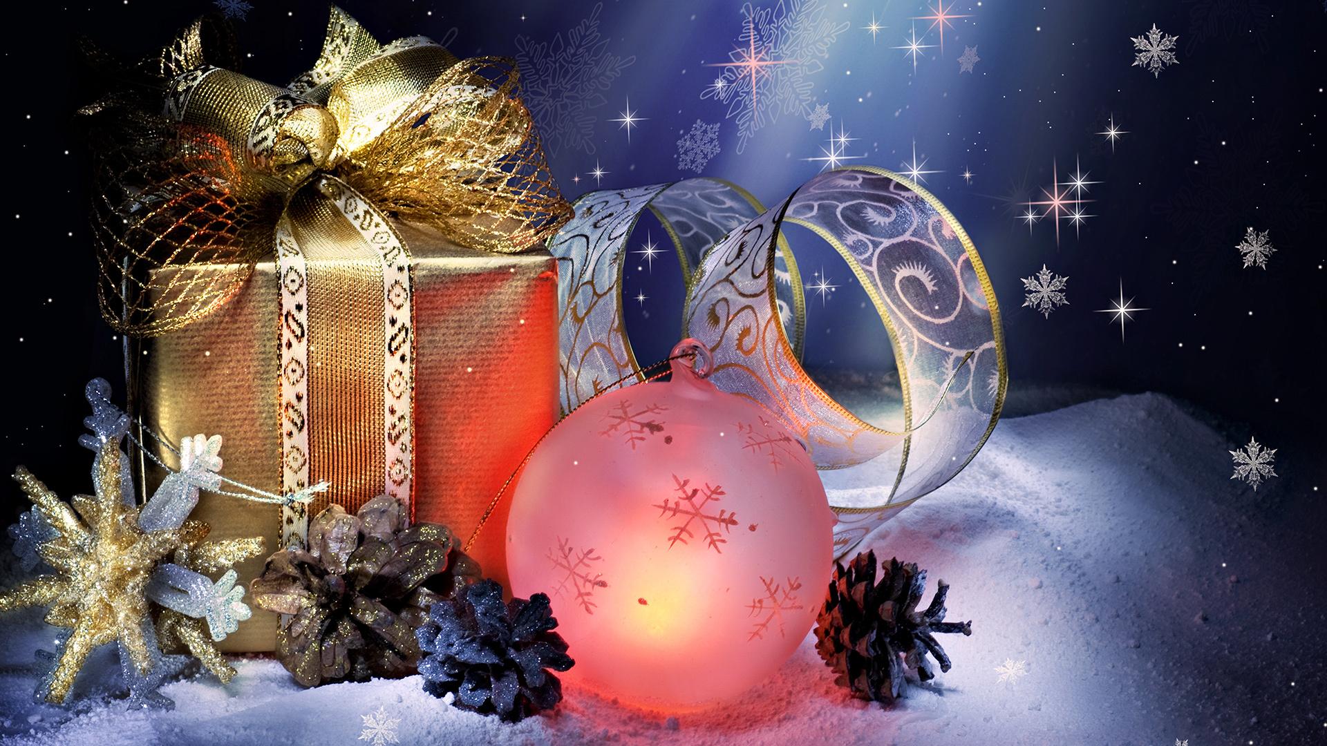 14047 скачать обои Праздники, Новый Год (New Year), Игрушки, Рождество (Christmas, Xmas) - заставки и картинки бесплатно