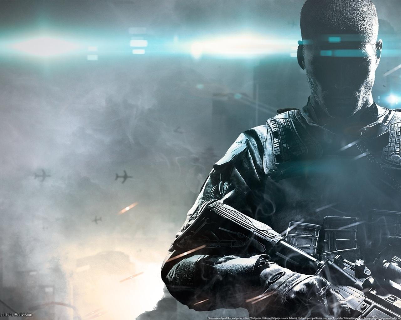 17896 Hintergrundbild herunterladen Spiele, Call Of Duty (Cod) - Bildschirmschoner und Bilder kostenlos