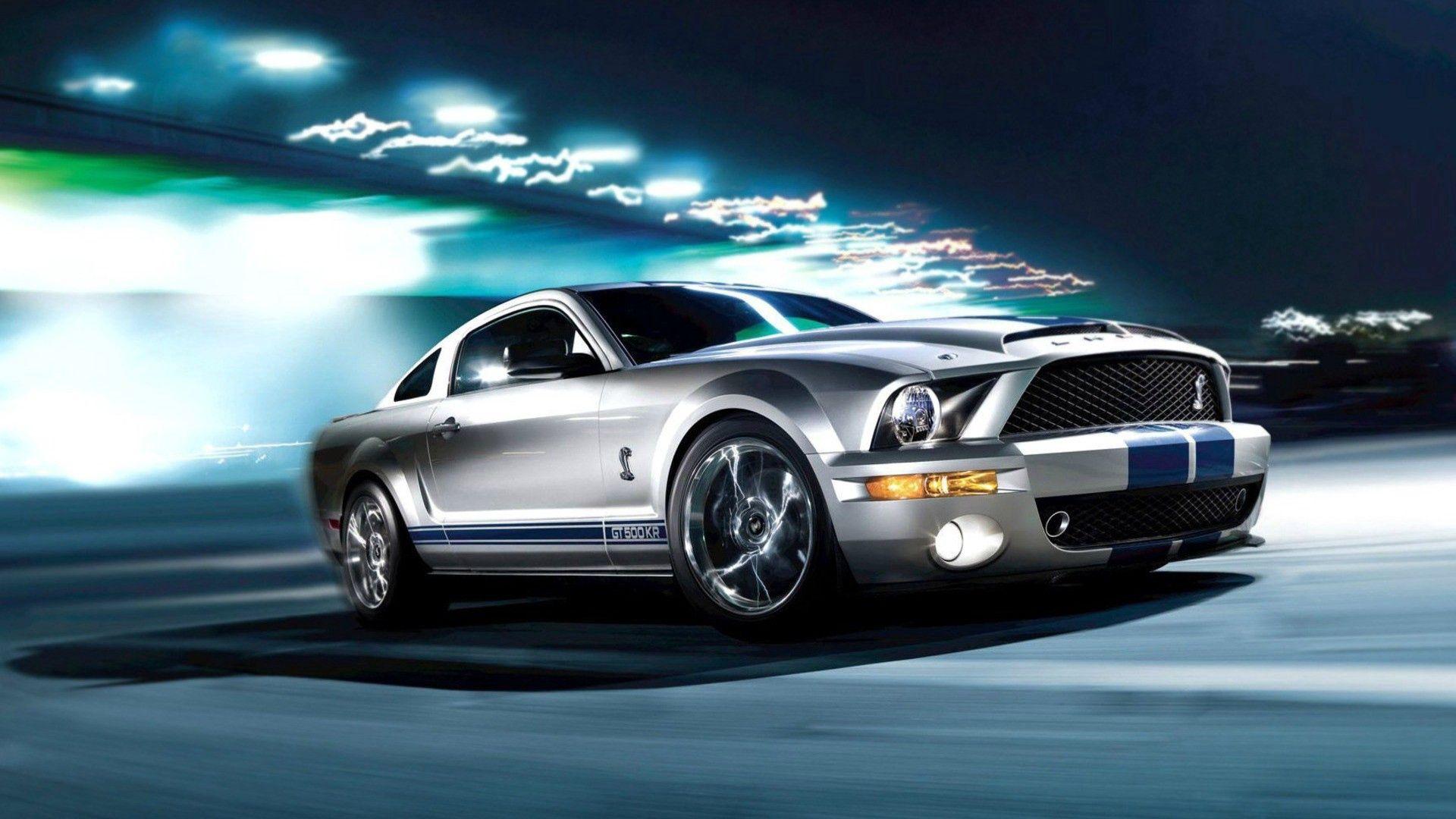 103575 скачать обои Тачки (Cars), Форд (Ford), Мустанг (Mustang), Серый, Shelby, Gt500, Машины - заставки и картинки бесплатно
