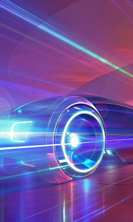 99006 download wallpaper Abstract, Auto, Traffic, Movement, Night, Shine, Light screensavers and pictures for free