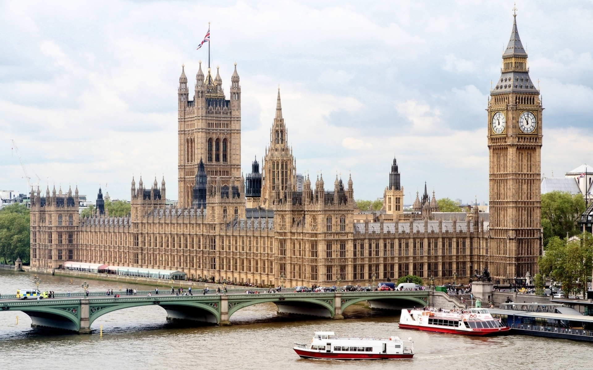 26307 download wallpaper Landscape, Cities, Rivers, Architecture, London, Big Ben screensavers and pictures for free