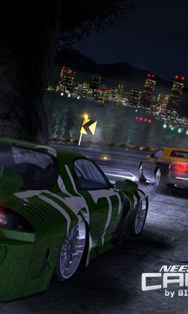 1801 descargar fondo de pantalla Transporte, Juegos, Automóvil, Carreteras, Need For Speed, Mazda, Carbono: protectores de pantalla e imágenes gratis