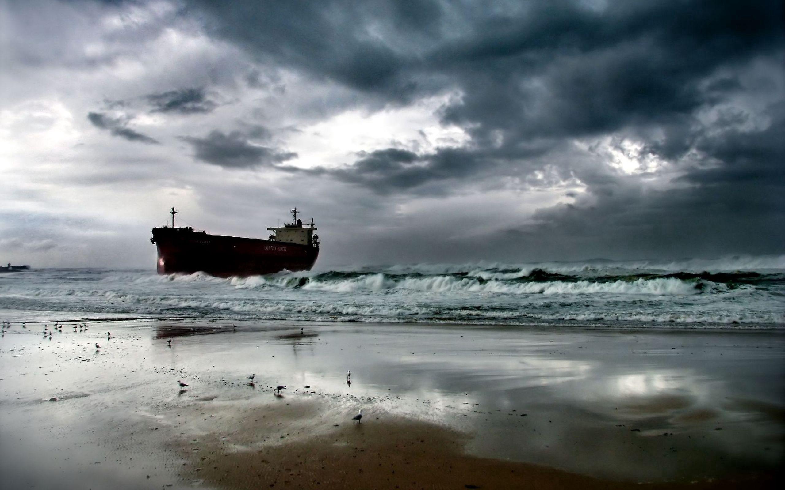 67784 Заставки и Обои Песок на телефон. Скачать Песок, Природа, Море, Чайки, Берег картинки бесплатно