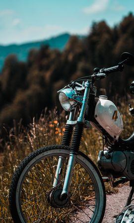 133249 скачать обои Мотоциклы, Мопед, Мотоцикл, Байк, Транспорт, Транспортное Средство - заставки и картинки бесплатно