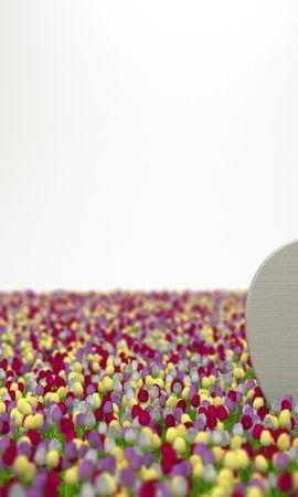 11330 скачать обои Растения, Бренды, Цветы, Логотипы, Apple - заставки и картинки бесплатно