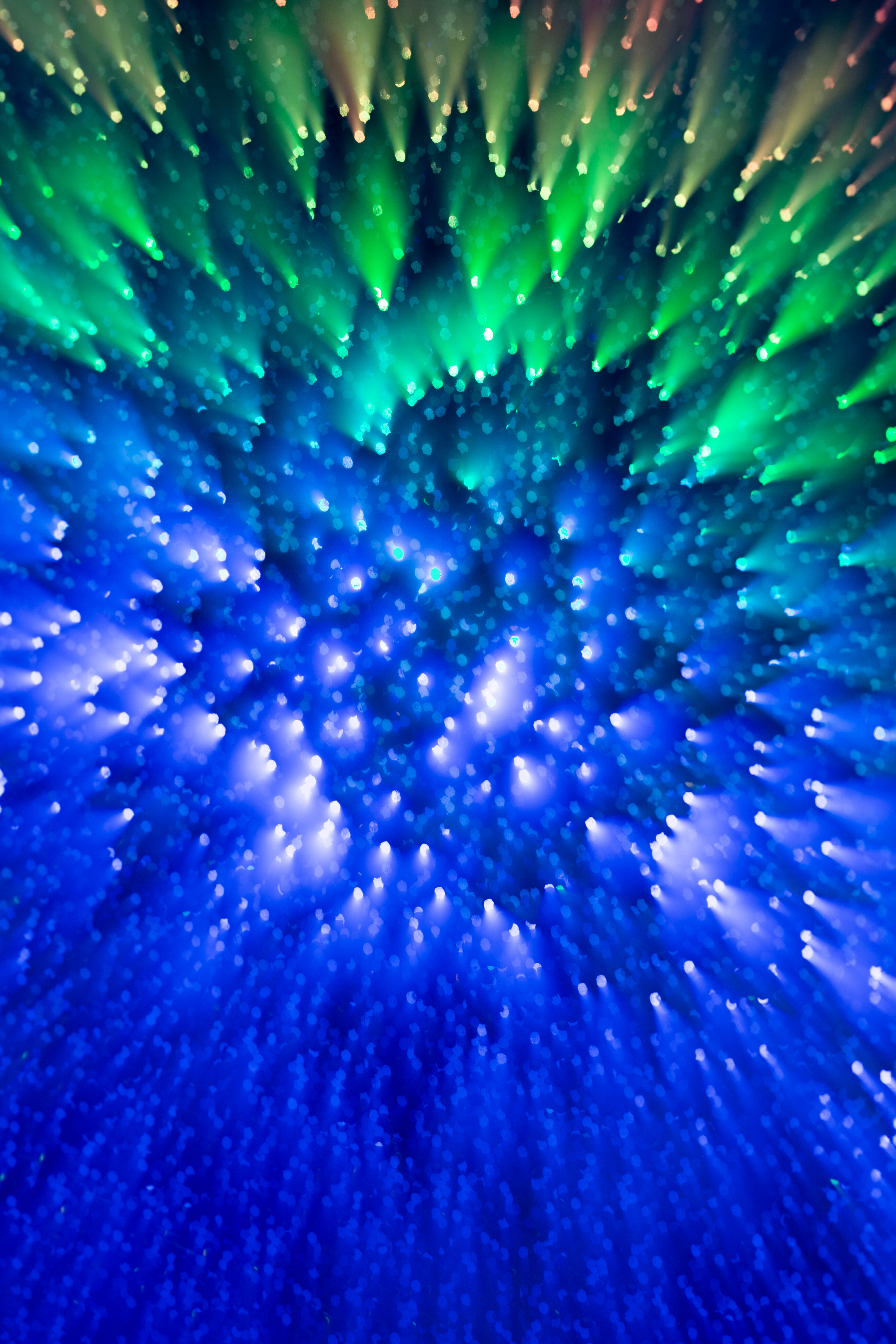 141555 download wallpaper Abstract, Glow, Lights, Beams, Rays, Bright, Multicolored, Motley screensavers and pictures for free