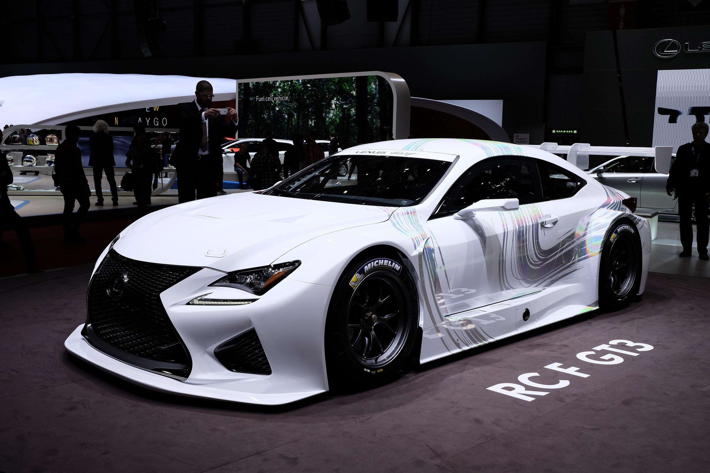 121013 Hintergrundbild herunterladen Lexus, Cars, Konzept, 2014, Gt3, Genf, Racing Prototyp, Rcf, Rennprototyp, 540 - Bildschirmschoner und Bilder kostenlos