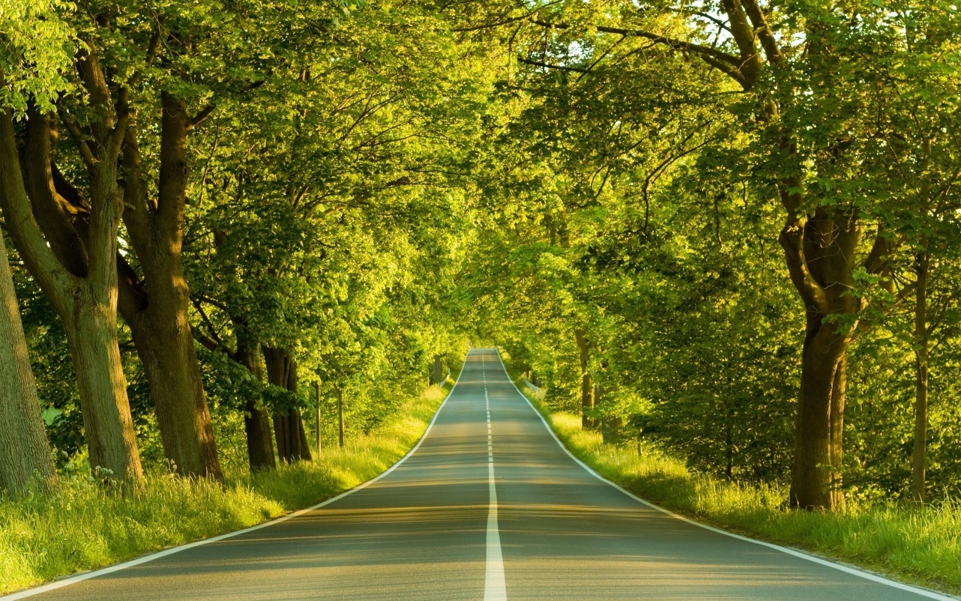 39823 descargar fondo de pantalla Paisaje, Carreteras: protectores de pantalla e imágenes gratis