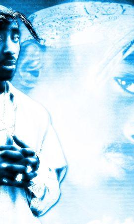 3490 скачать обои Музыка, Люди, Артисты, Мужчины, Тупак Шакур (Tupac Shakur) - заставки и картинки бесплатно
