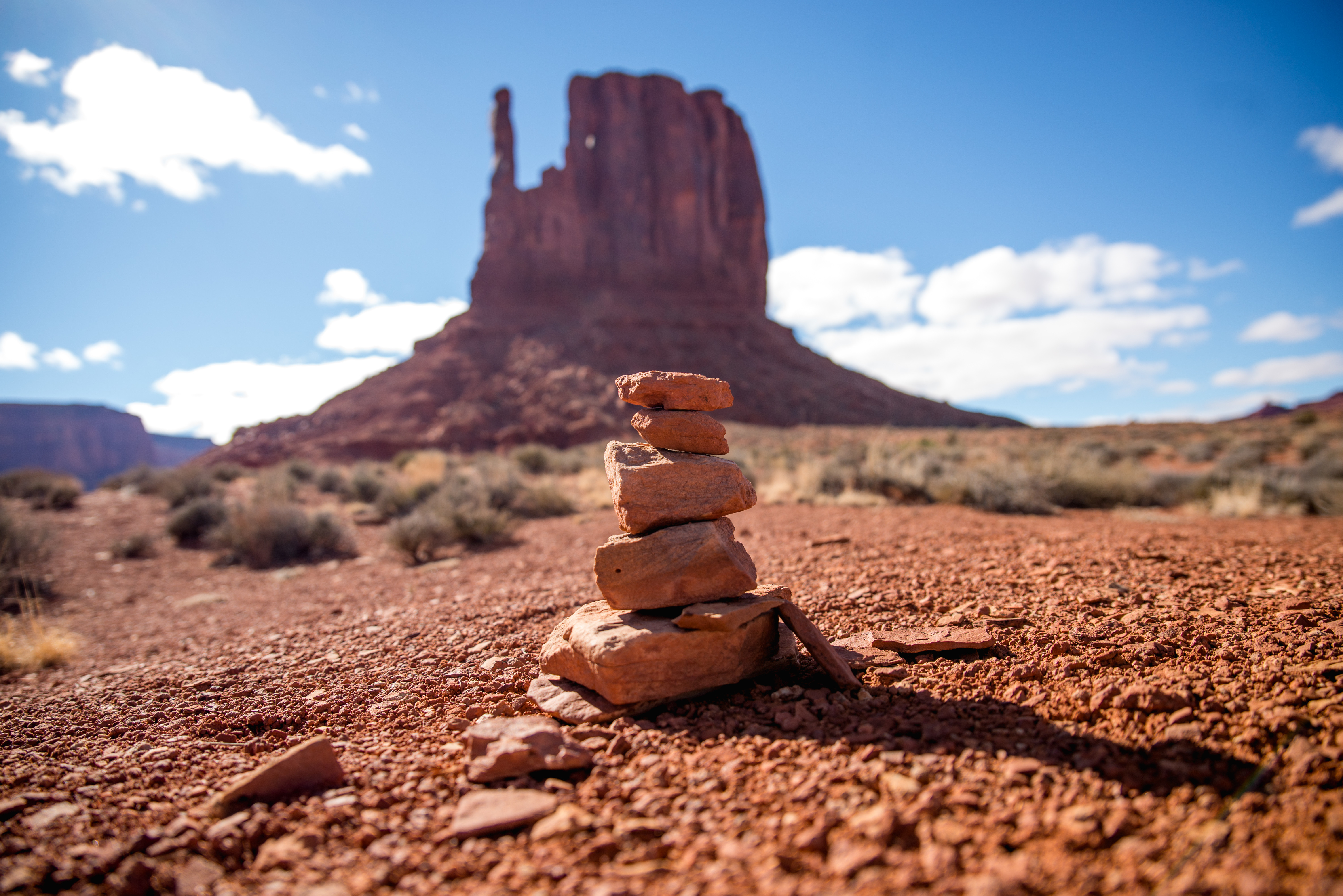 57028 download wallpaper Nature, Canyon, Desert, Balance screensavers and pictures for free
